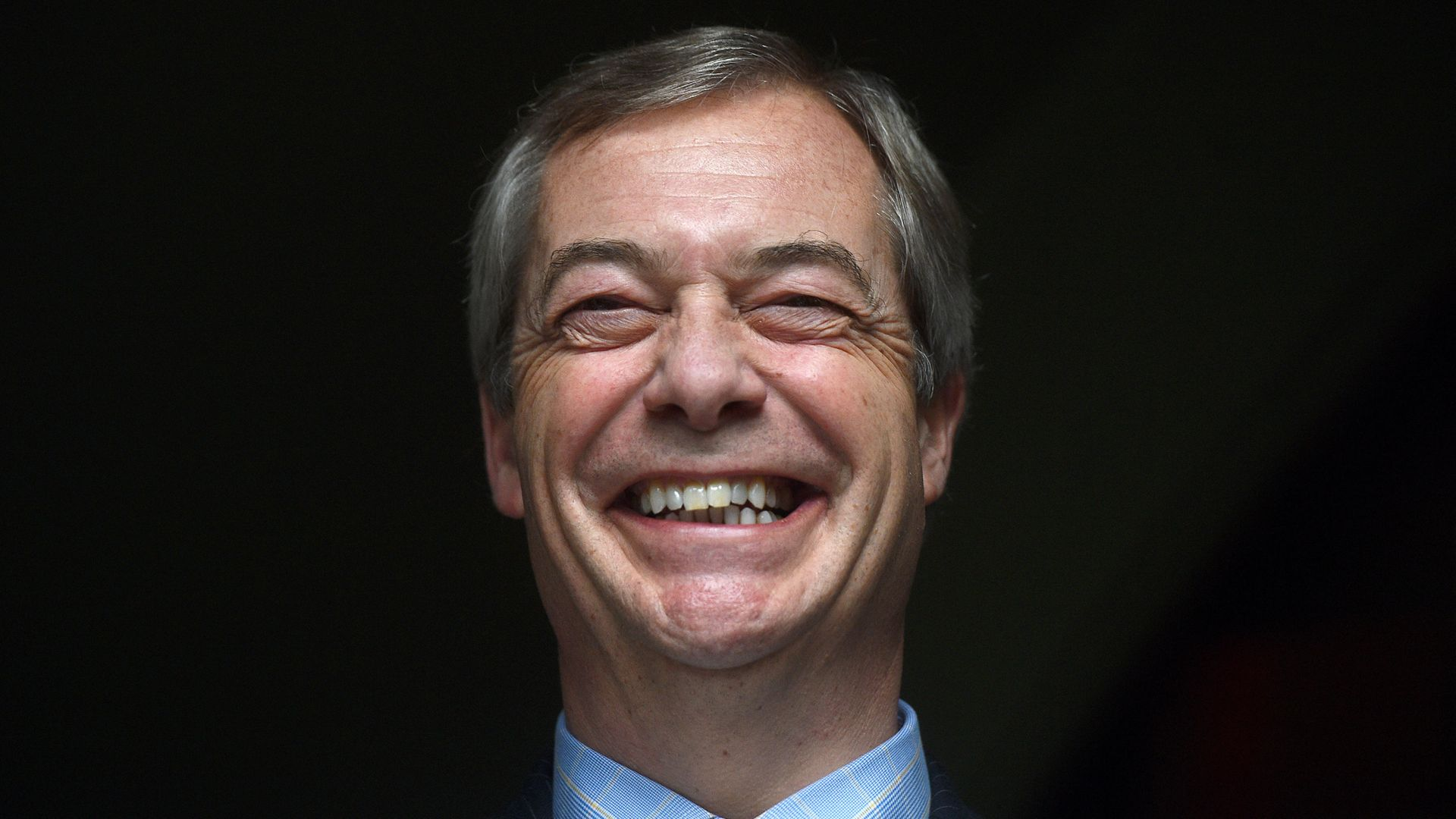 Nigel Farage has pledged to bet £10,000 on Donald Trump winning a second presidential term - Credit: PA