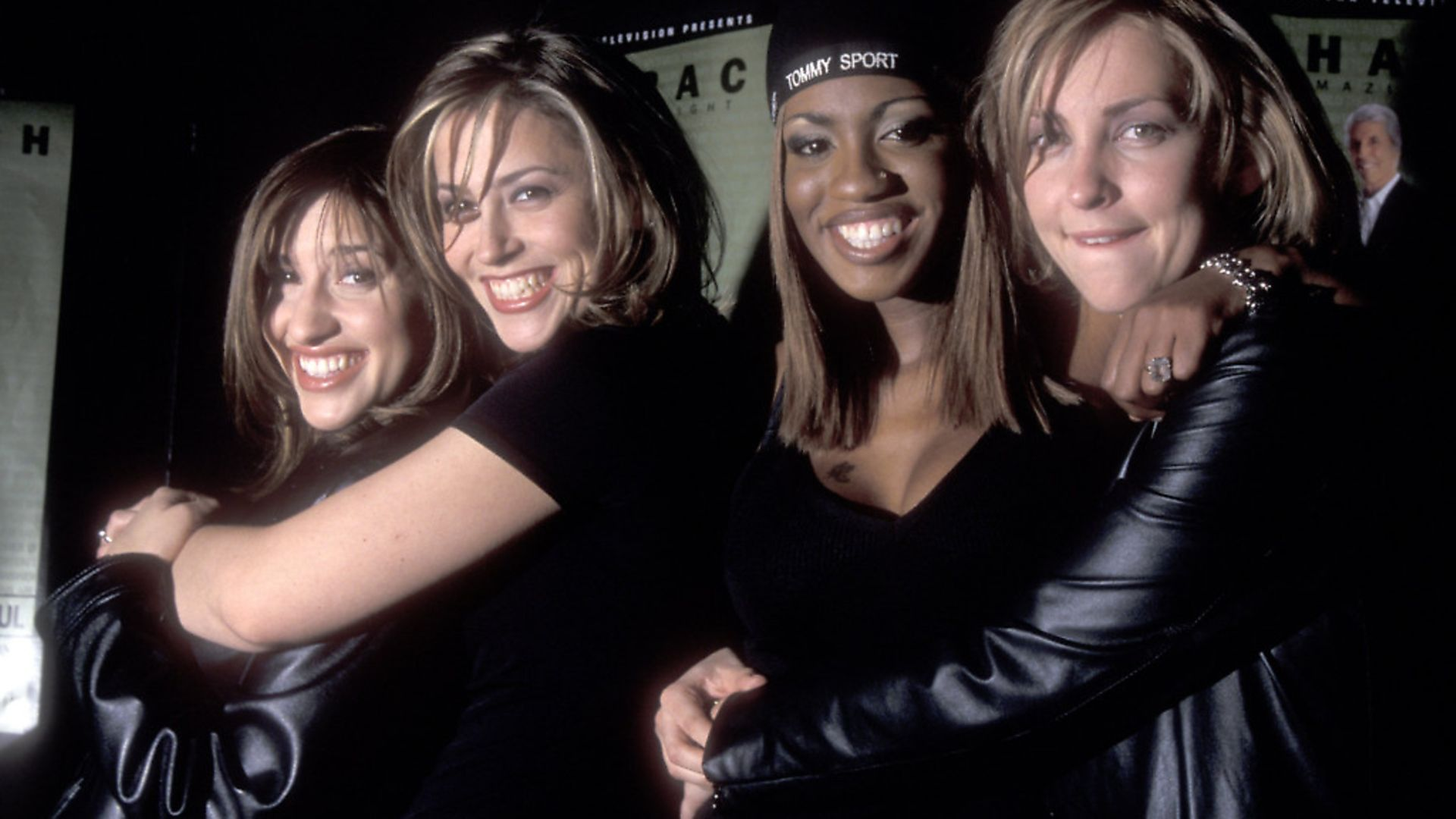 Girls on top: pop group All Saints attend the 1998 TNT Television Concert Special in New York. (Photo: Ron Galella/Getty Images) - Credit: Ron Galella Collection via Getty