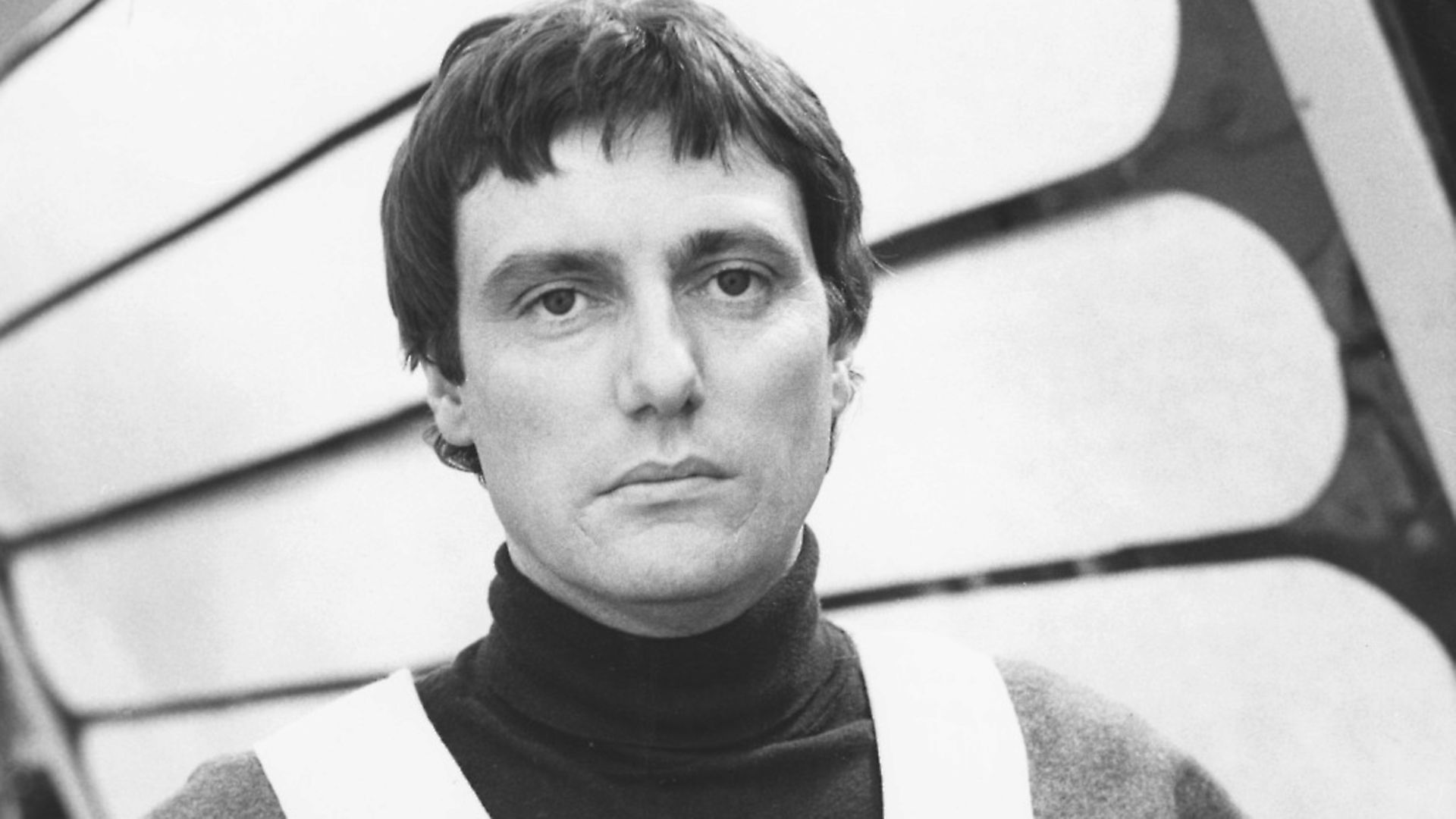 Actor Paul Darrow in a scene from the television show Blake's 7. Photo: Don Smith/Radio Times/Getty Images - Credit: Getty Images