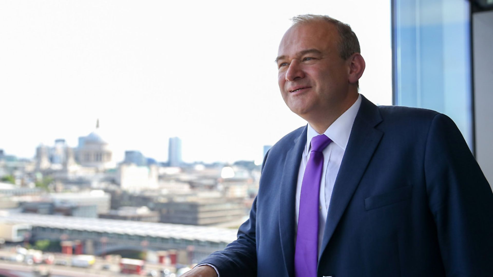 Liberal Democrat leadership candidate Sir Ed Davey. Picture: Dinendra Haria/SOPA Images/LightRocket via Getty Images - Credit: LightRocket via Getty Images