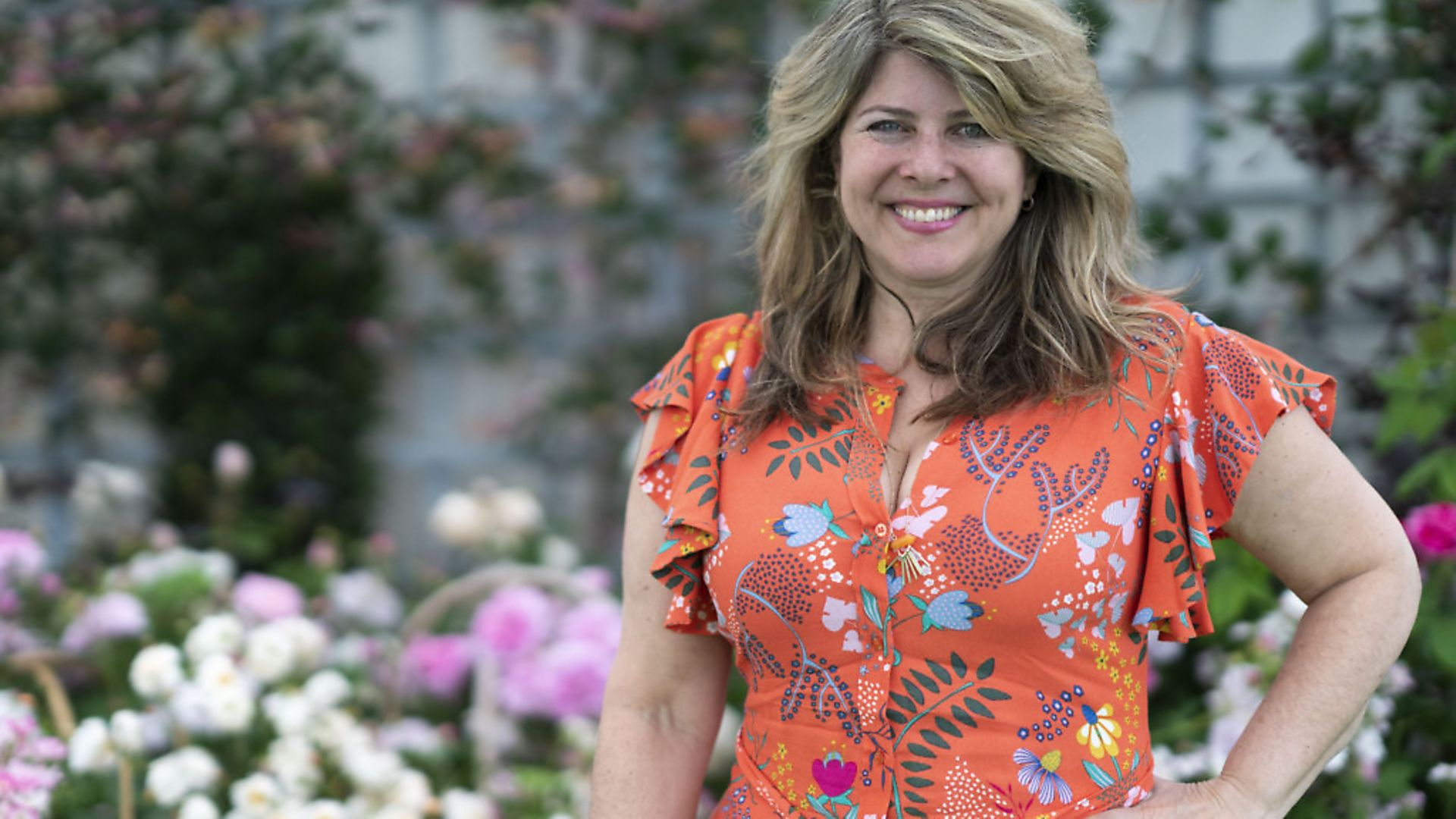 Naomi Wolf, American author, during the 2019 Hay Festival on May 25, 2019 in Hay-on-Wye, Wales. (Photo by David Levenson/Getty Images) - Credit: Getty Images