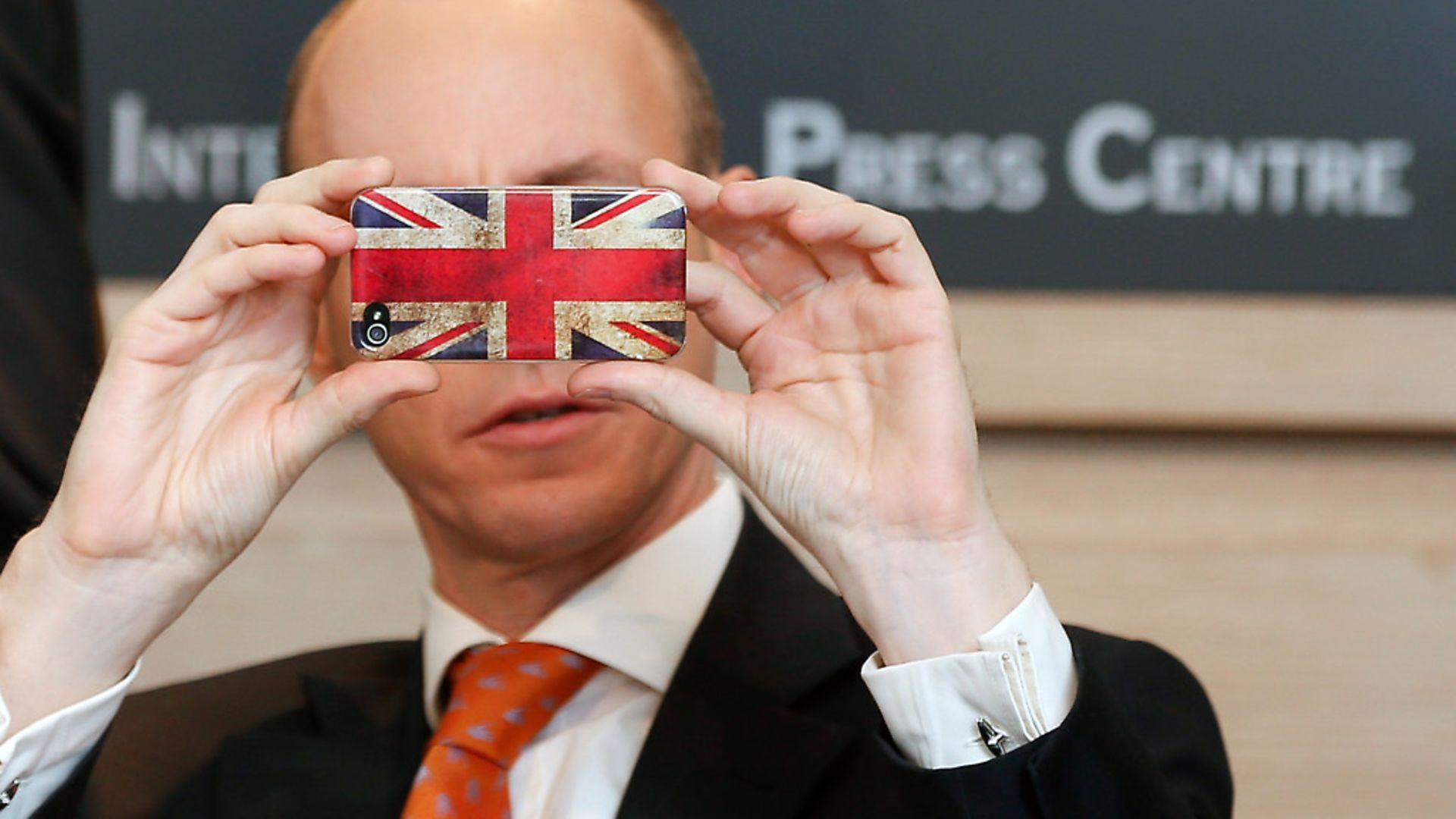 Christopher Booker's old slot in the Telegraph was given to Daniel Hannan, for whom he had utter contempt. Photograph: Bruno Fahy/PA. - Credit: PA Images