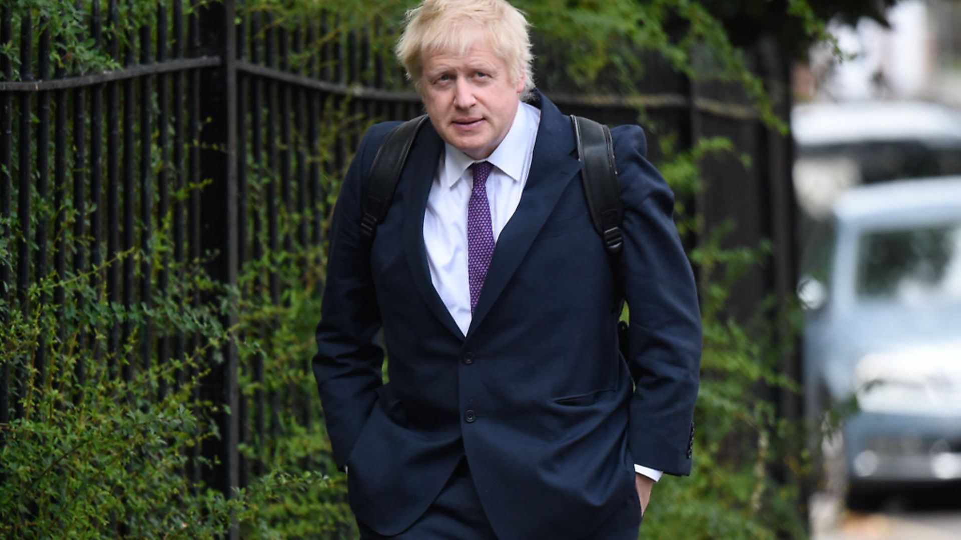 Boris Johnson. (Photo by Peter Summers/Getty Images) - Credit: Getty Images