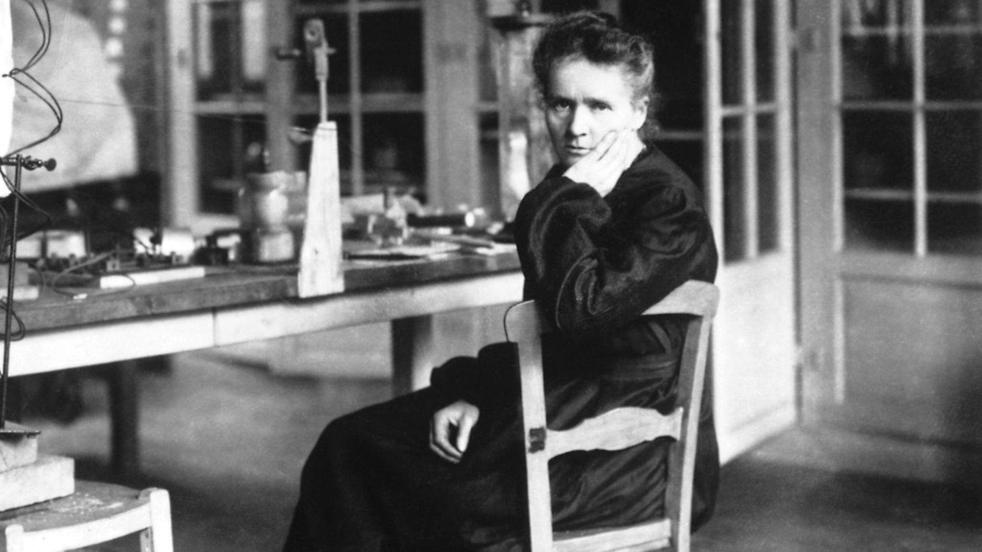 Pioneering researcher Marie Curie. Picture: Getty images - Credit: Corbis via Getty Images
