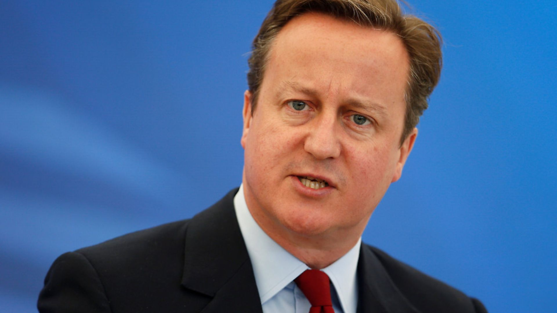 Former British prime minister David Cameron. Picture: Peter Nicholls - WPA Pool /Getty Images - Credit: Getty Images