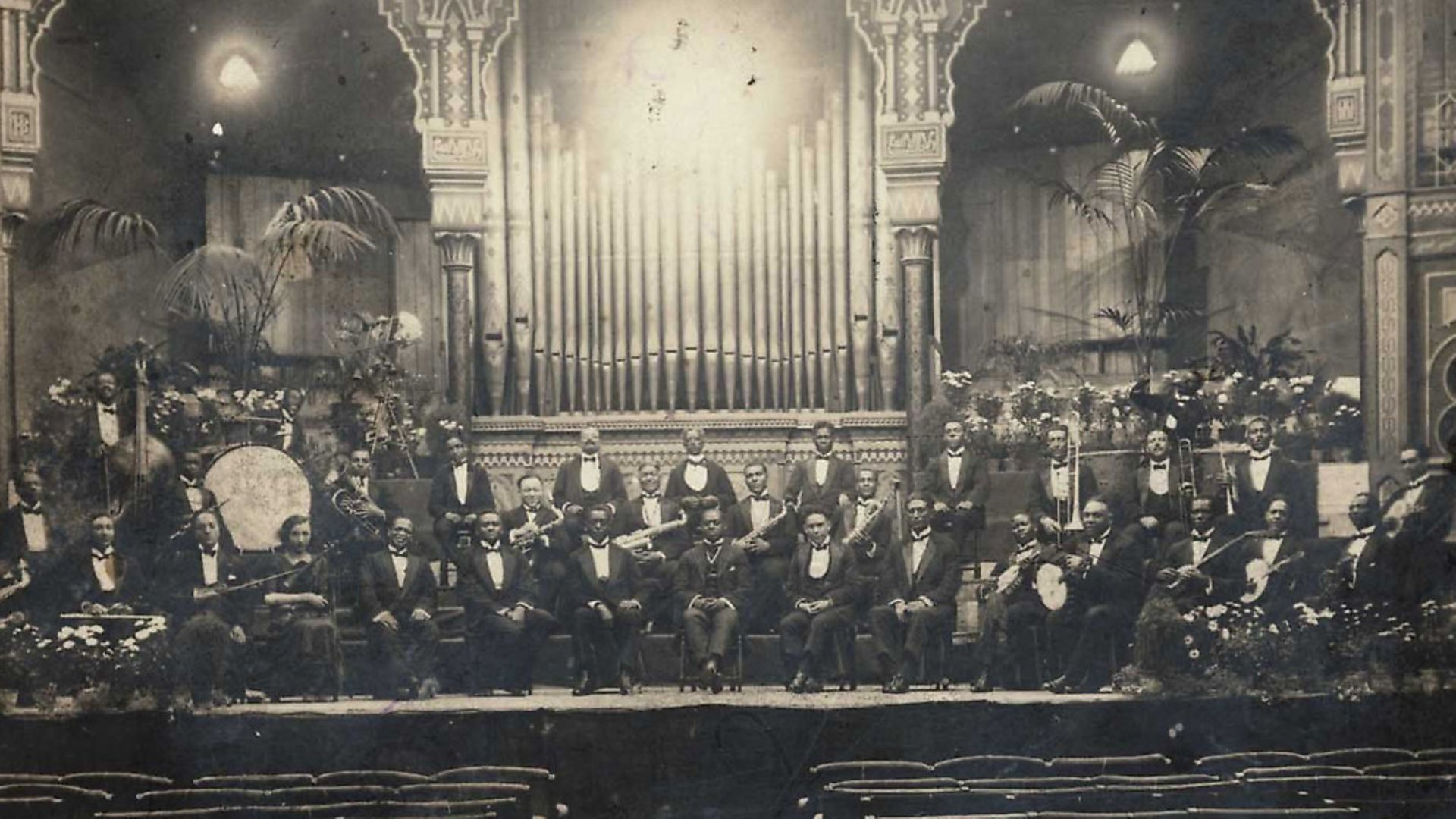 The Southern Syncopated Orchestra from New Orleans took Britain by storm. Photo: Getty Images - Credit: Archant