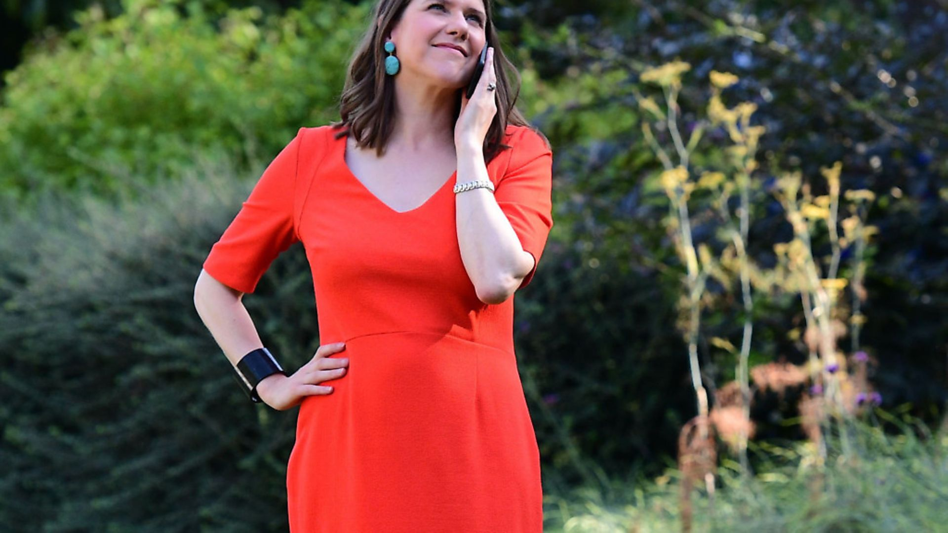 Leader of the Liberal Democrats, Jo Swinson. (Photo by Leon Neal/Getty Images). - Credit: Getty Images