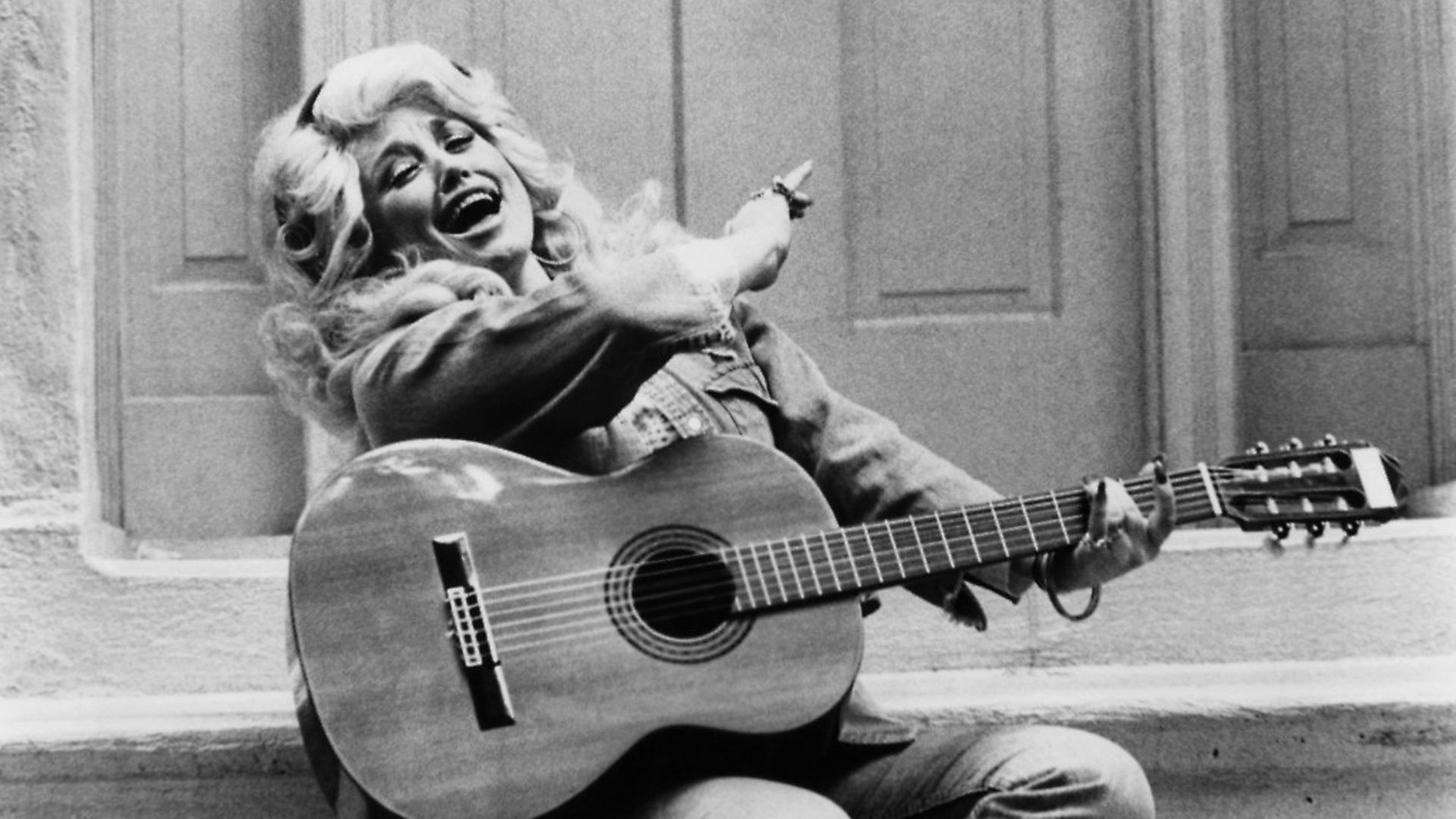 Dolly Parton - the queen of country music - pictured in 1970. Picture: Getty Images - Credit: Redferns