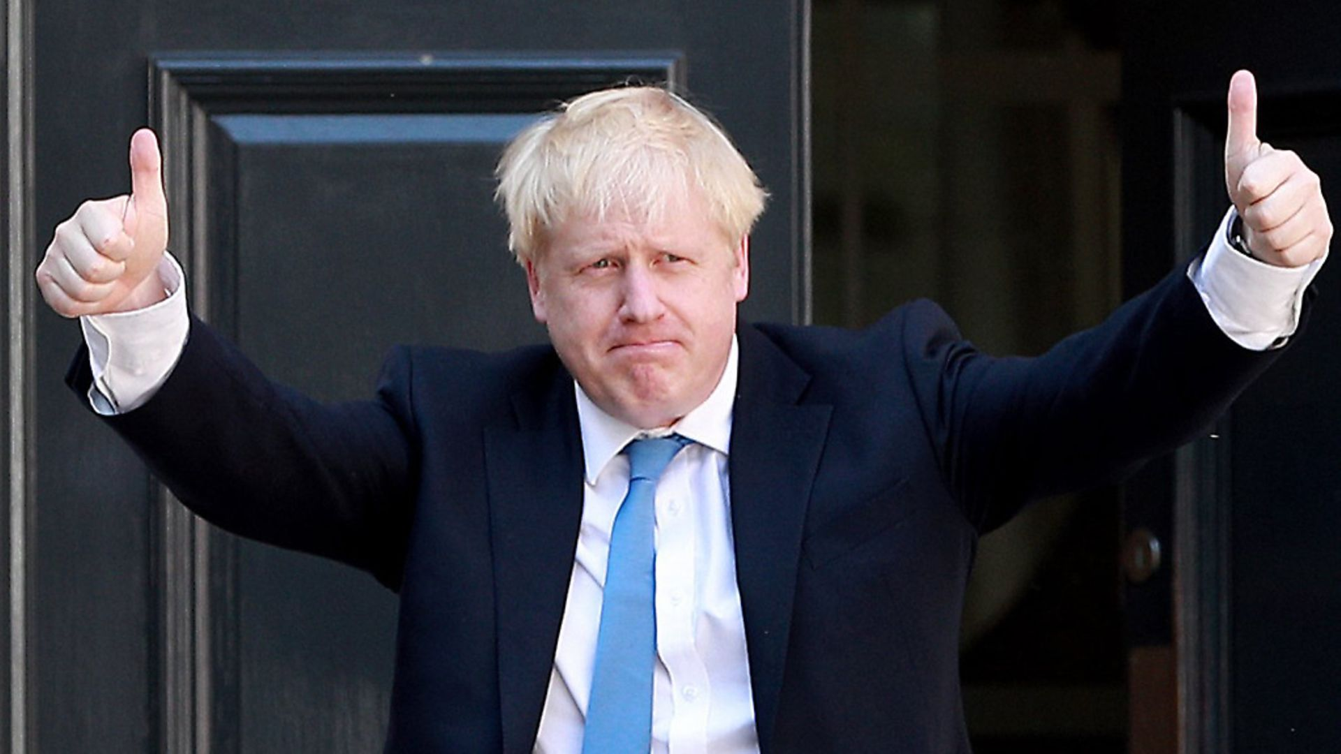 Boris Johnson in the House of Commons. Photograph: UK Parliament/Jessica Taylor/PA Wire  . - Credit: Getty Images