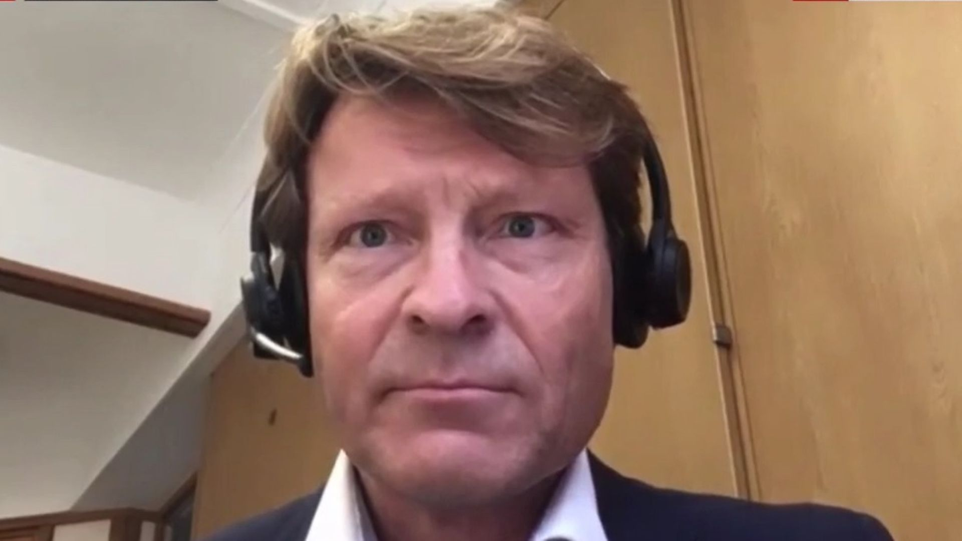 Brexit Party chairman Richard Tice - Credit: Sky News