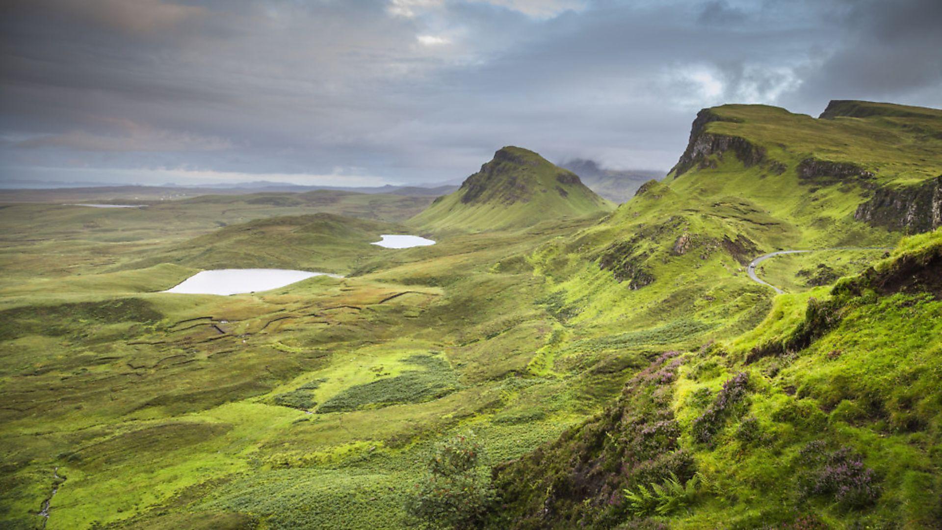 Quiraing, Isle of Skye, Scotland.  When: 27 May 2016 - Credit: Archant