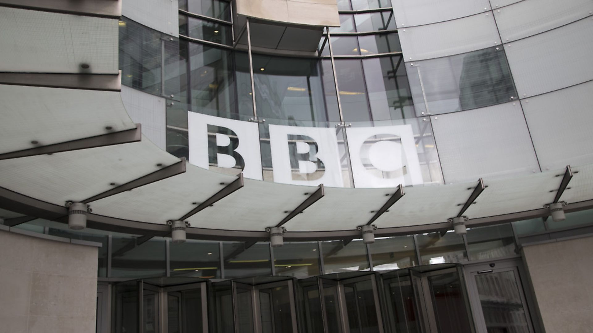 BBC headquarters. (Photo by Mike Kemp/In Pictures via Getty Images) - Credit: In Pictures via Getty Images