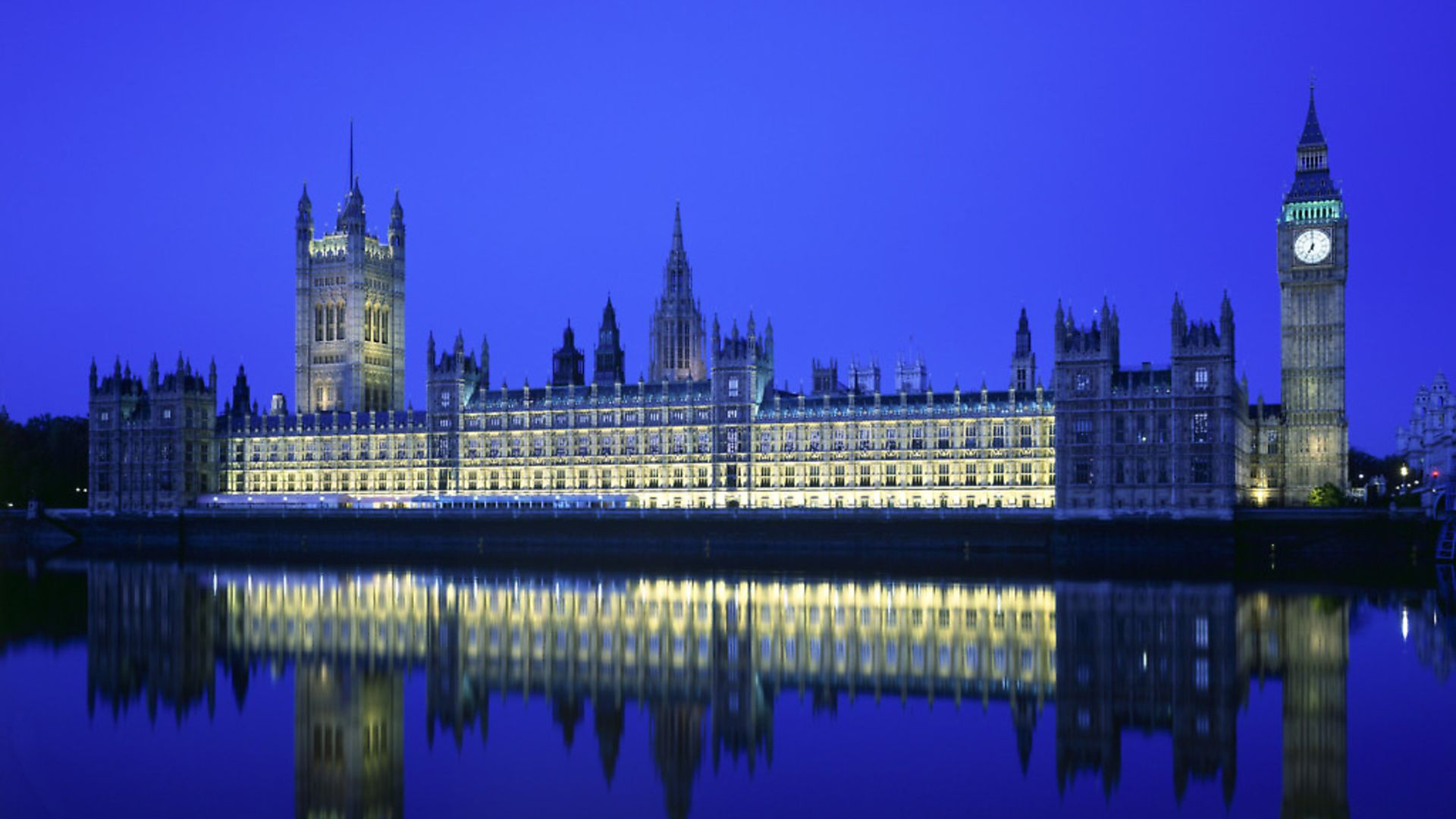 The Houses of Parliament. (Photo by English Heritage/Heritage Images/Getty Images) - Credit: Getty Images
