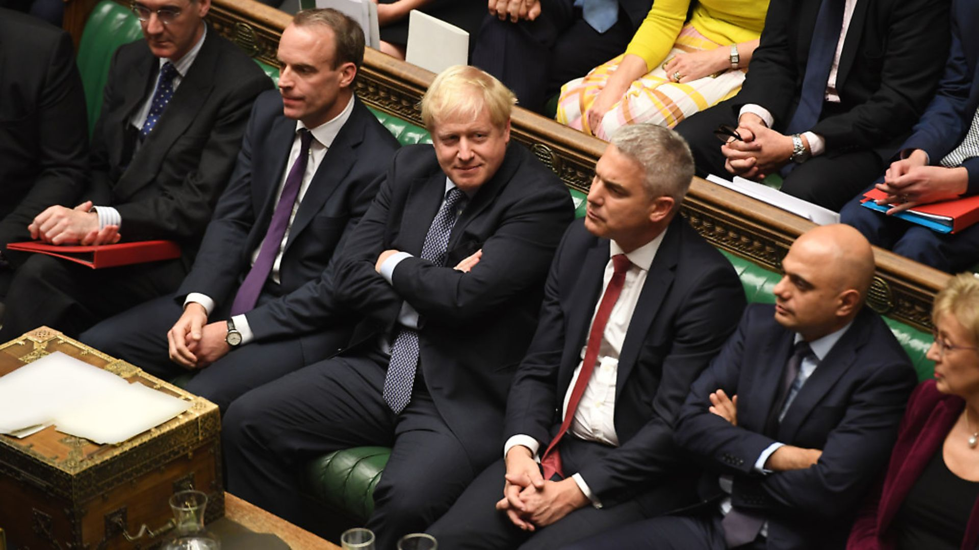 In June, Boris Johnson was reported to have had a secret meeting with David Cameron. Photograph: UK Parliament/Jessica Taylor/PA Wire. - Credit: PA