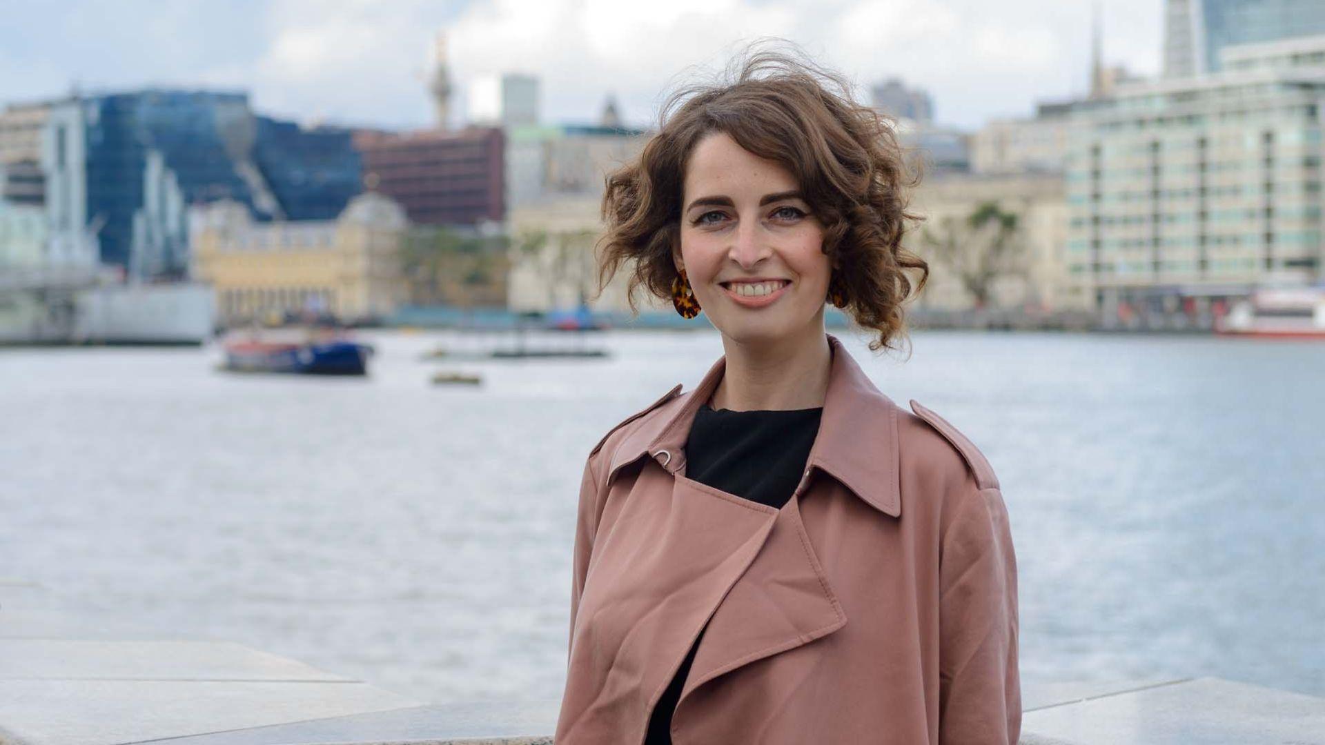 Luisa Porritt, the Liberal Democrat candidate for mayor of London - Credit: Sarah King/Liberal Democrats