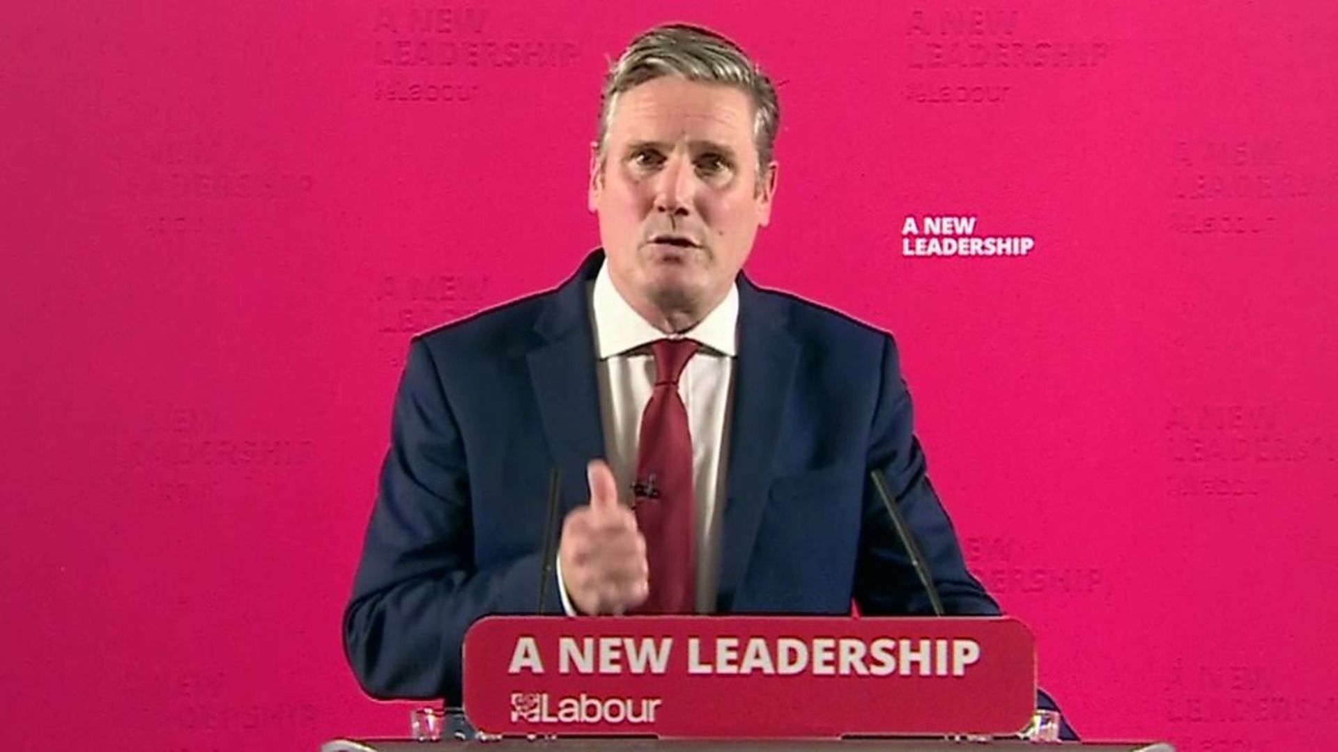 Labour's Keir Starmer - Credit: PA Wire
