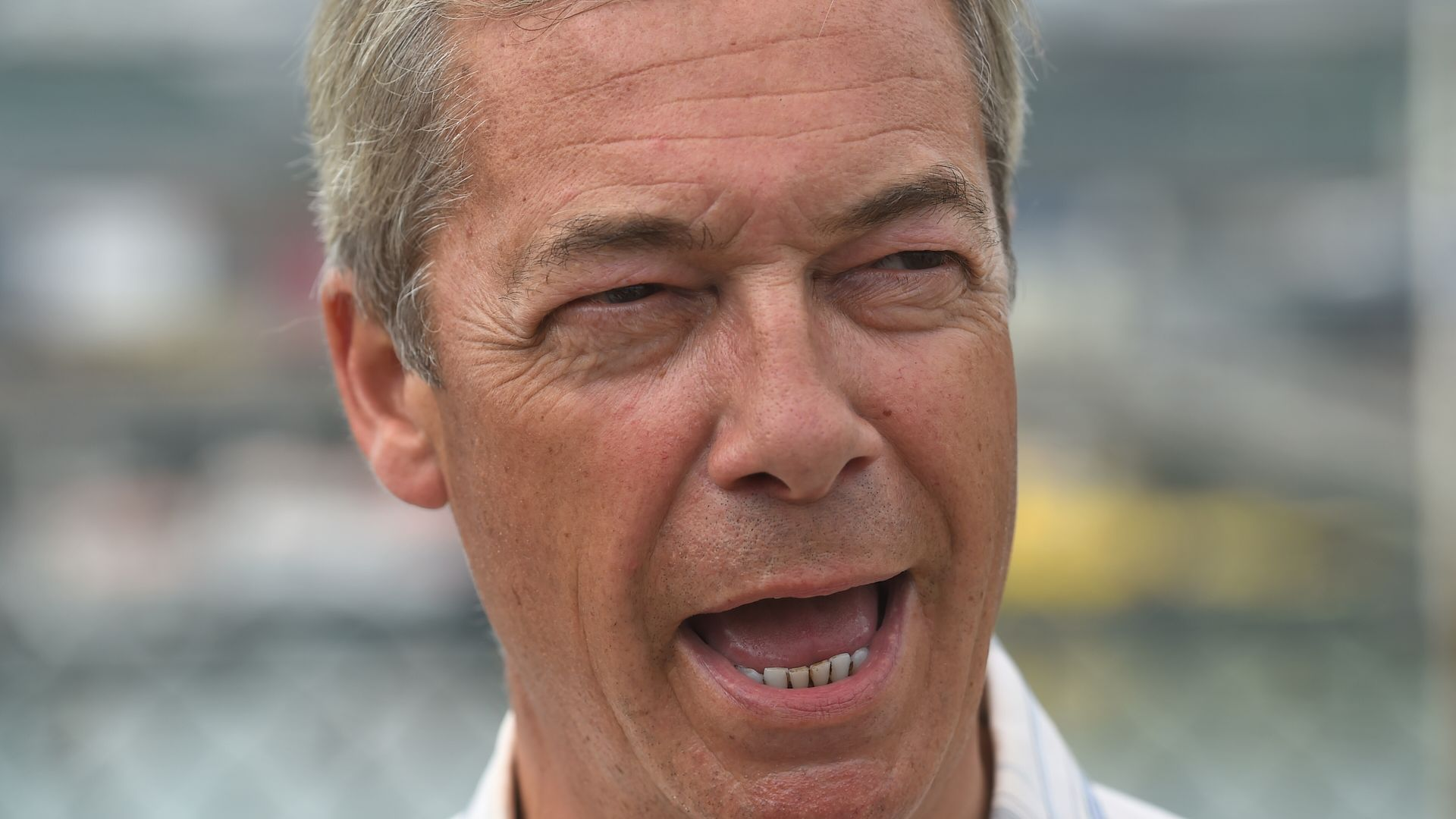 Nigel Farage - Credit: PA