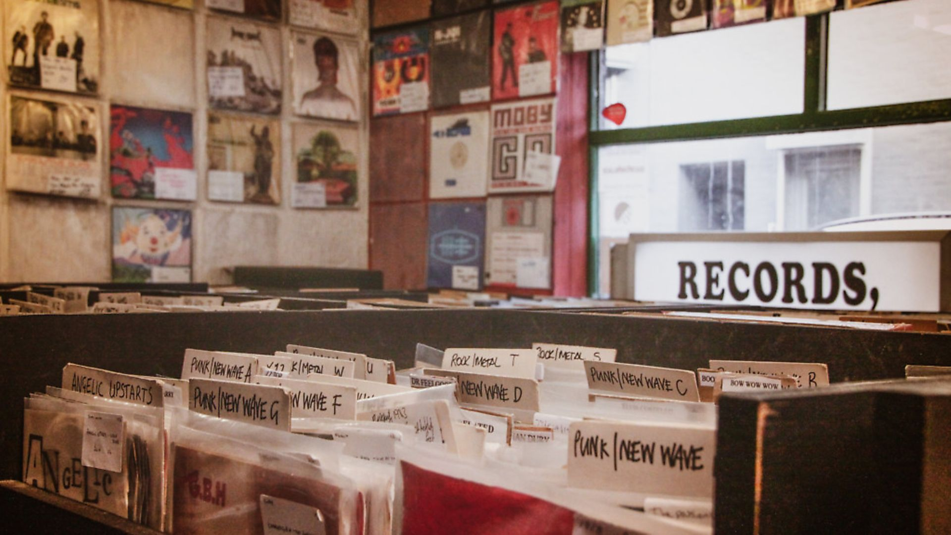 Stockton's Sound it Out Records. Photo: Getty Images - Credit: Archant