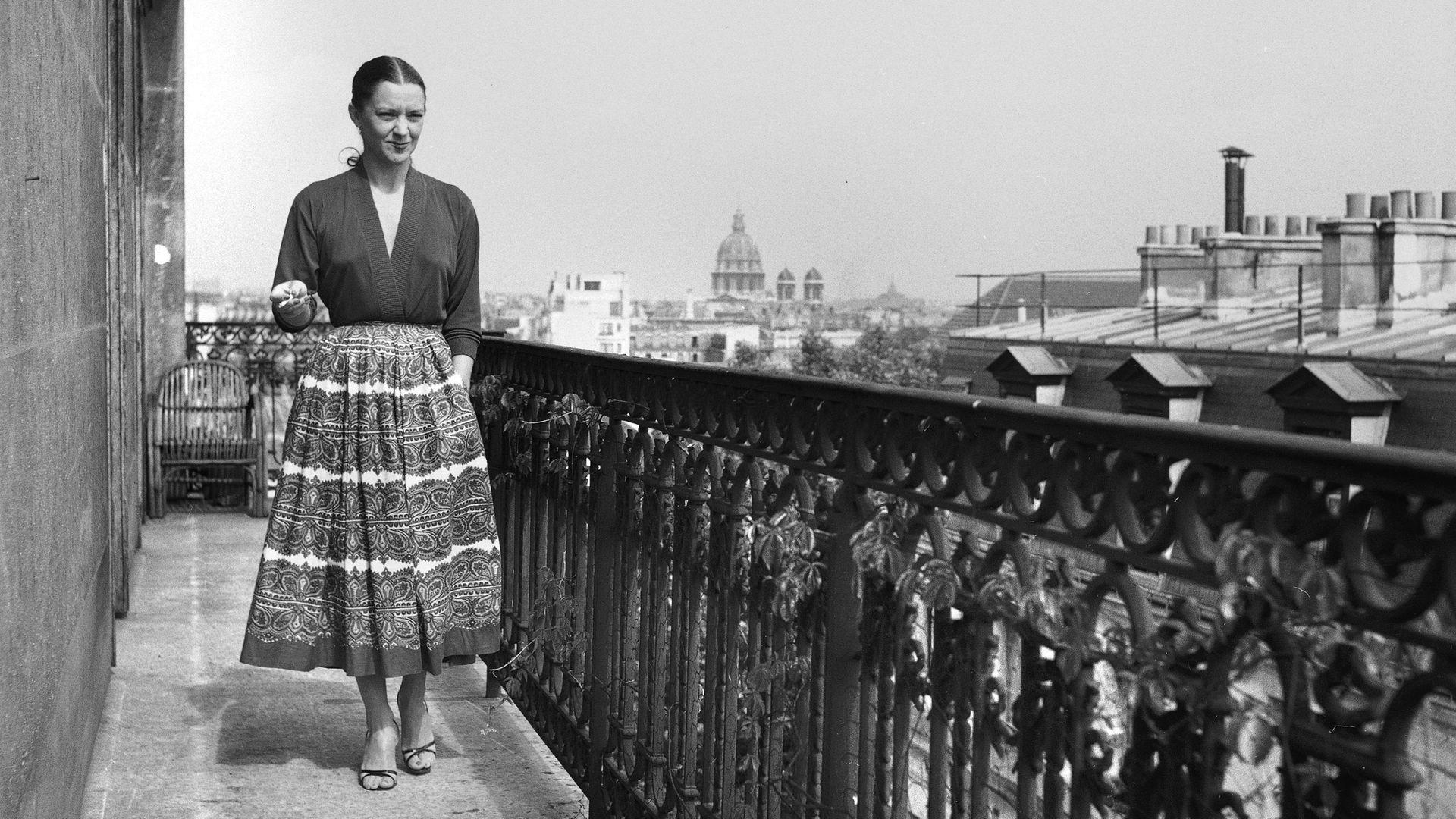 Actress Maria Casares (1922-1996) - Credit: Roger Viollet via Getty Images