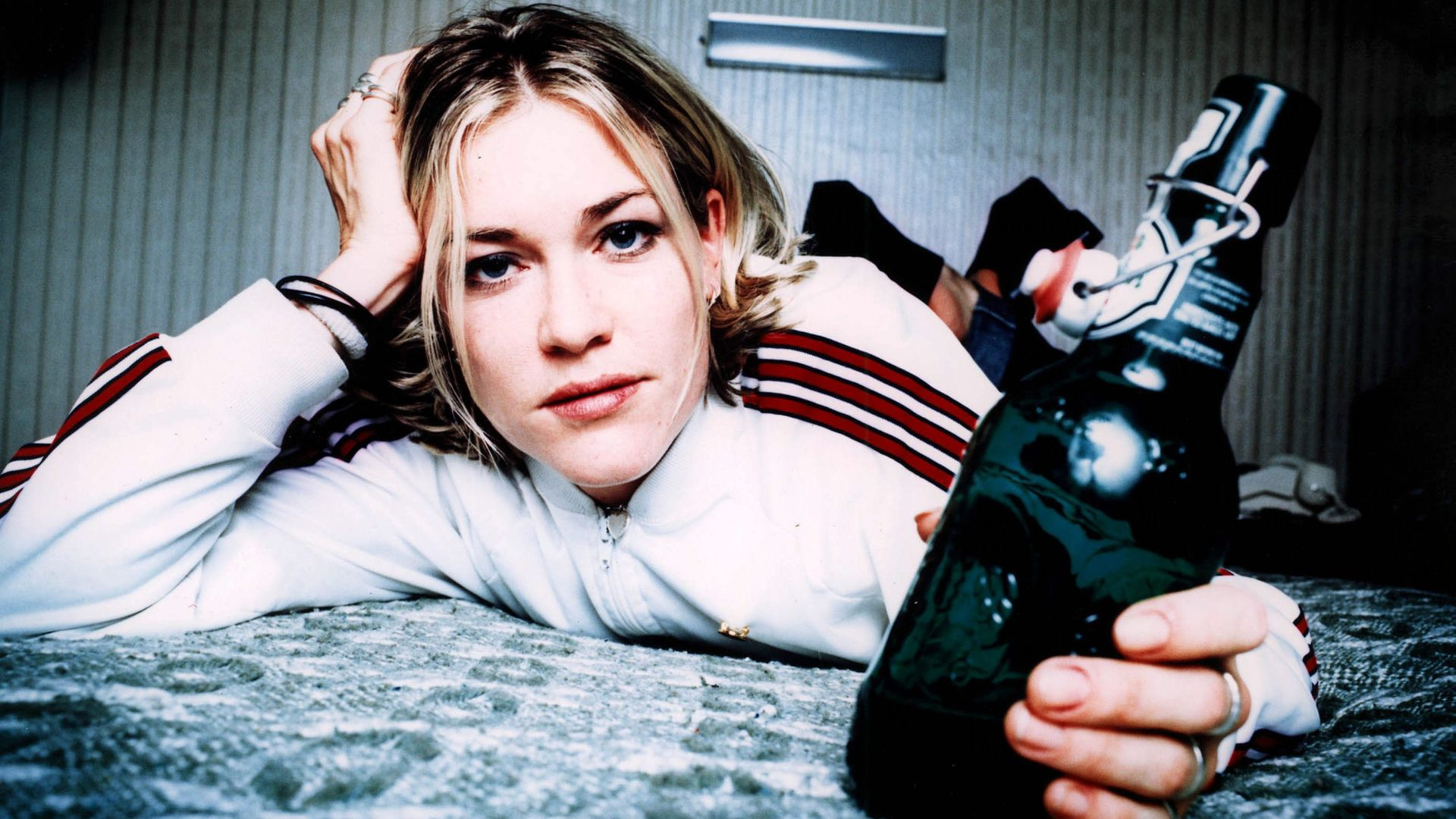 Cerys Matthews of Catatonia, in 1996 - Credit: Getty Images