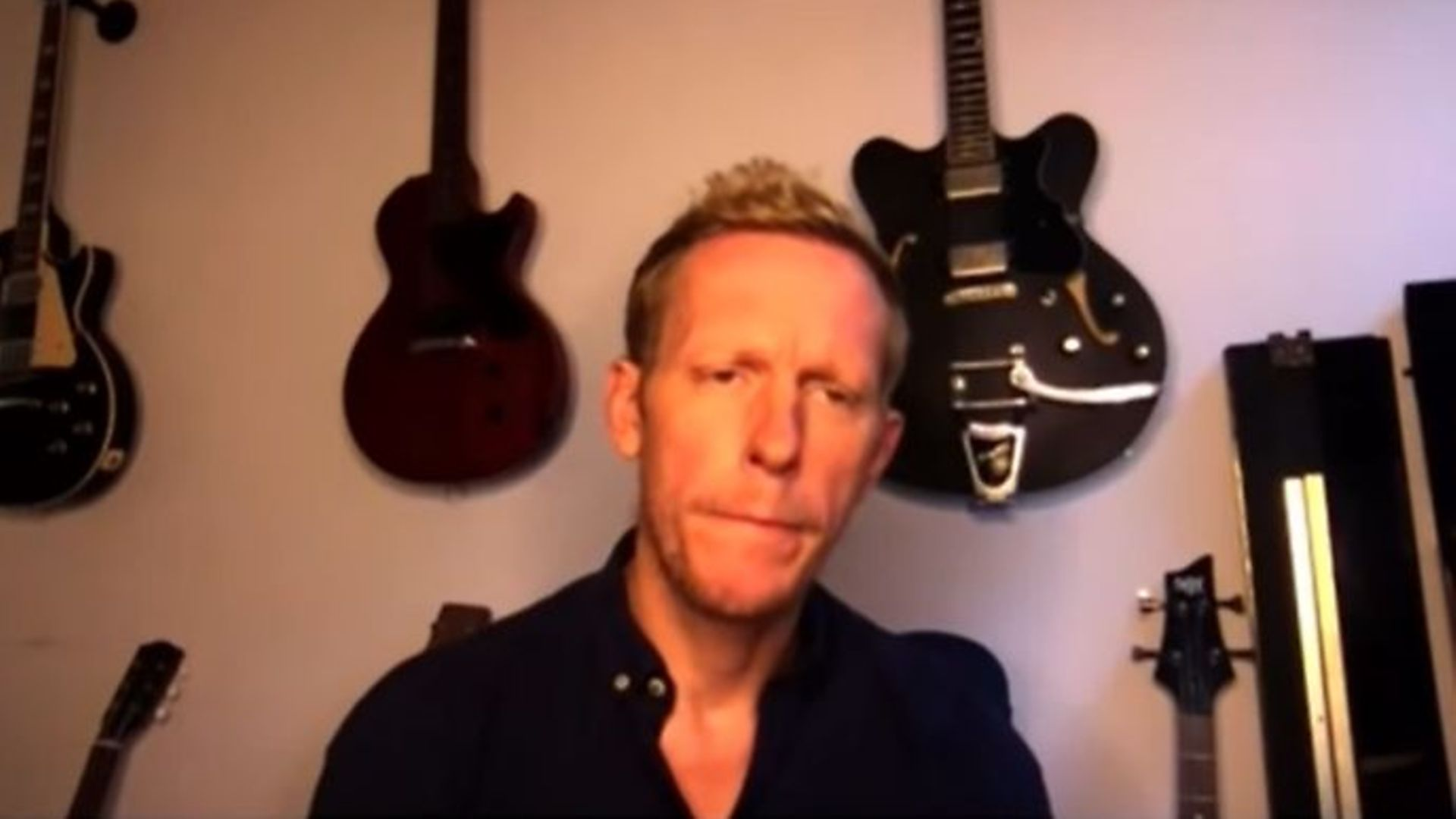 Actor Laurence Fox has claimed his agent has 'let him go' following his controversial comments on race - Credit: YouTube