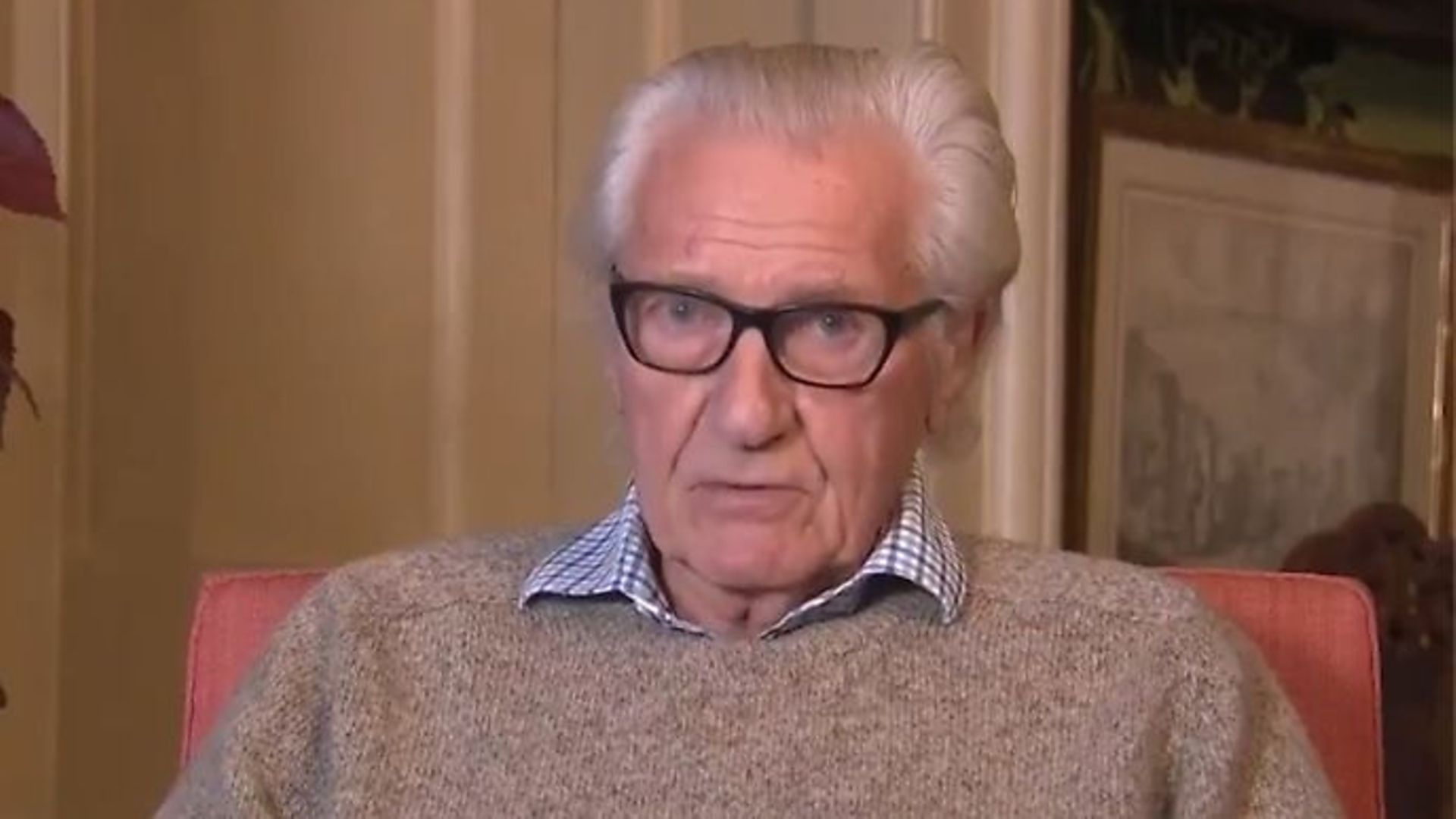 Lord Michael Heseltine has warned of the 'hidden evils' of Brexit - Credit: Twitter