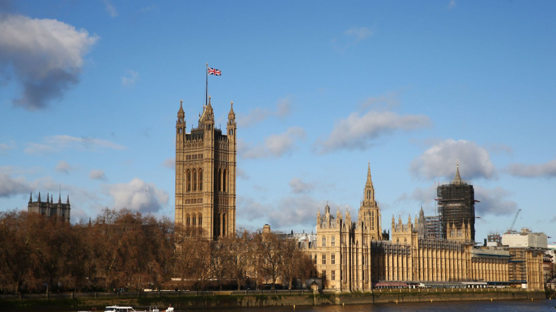The Houses of Parliament in London - Credit: PA