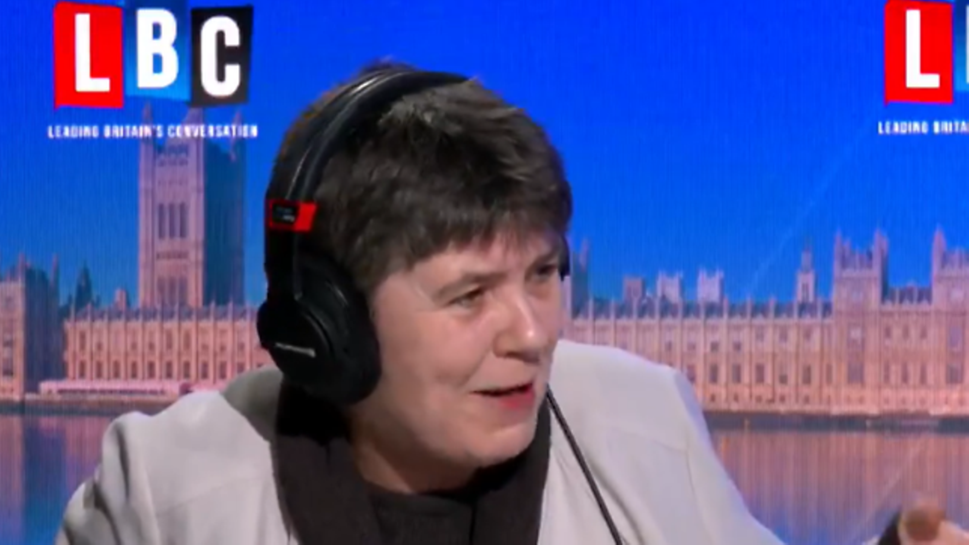 Ex-Brexit Party MEP said she was a 'proud European' as she dismissed the need for an EU trade deal - Credit: Twitter