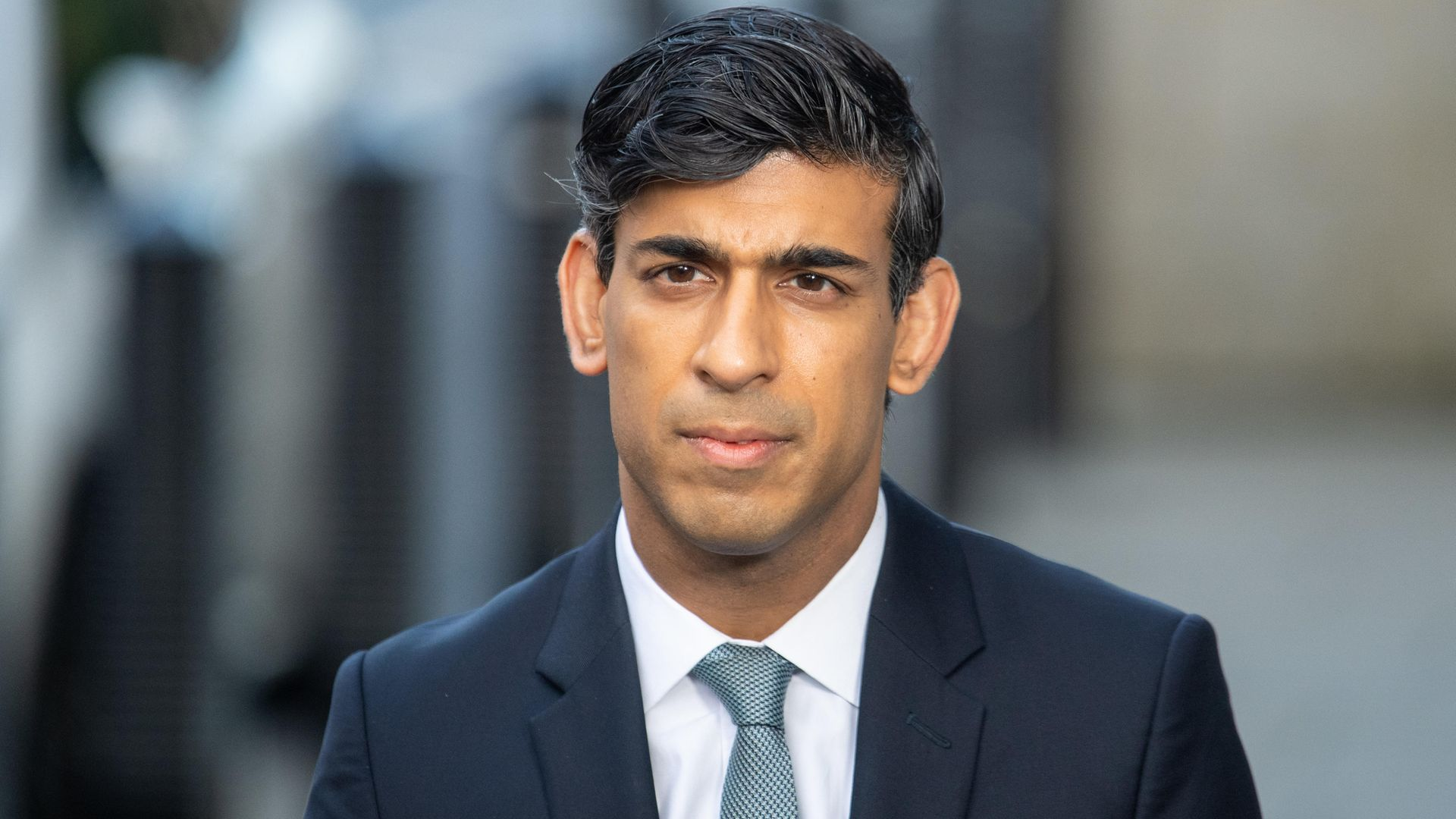 Chancellor of the exchequer Rishi Sunak - Credit: PA