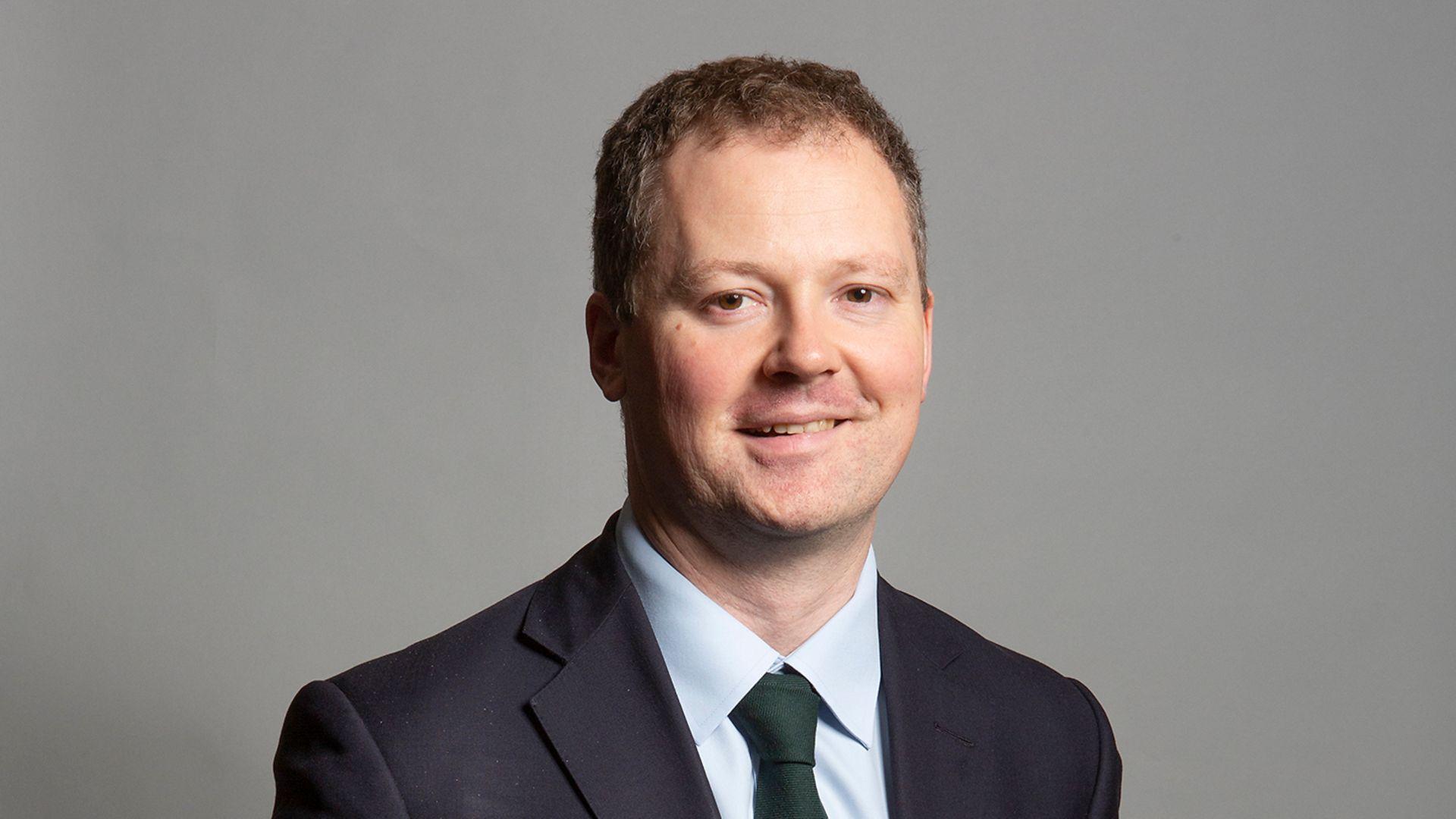 Harborough MP Neil O'Brien - Credit: UK Parliament
