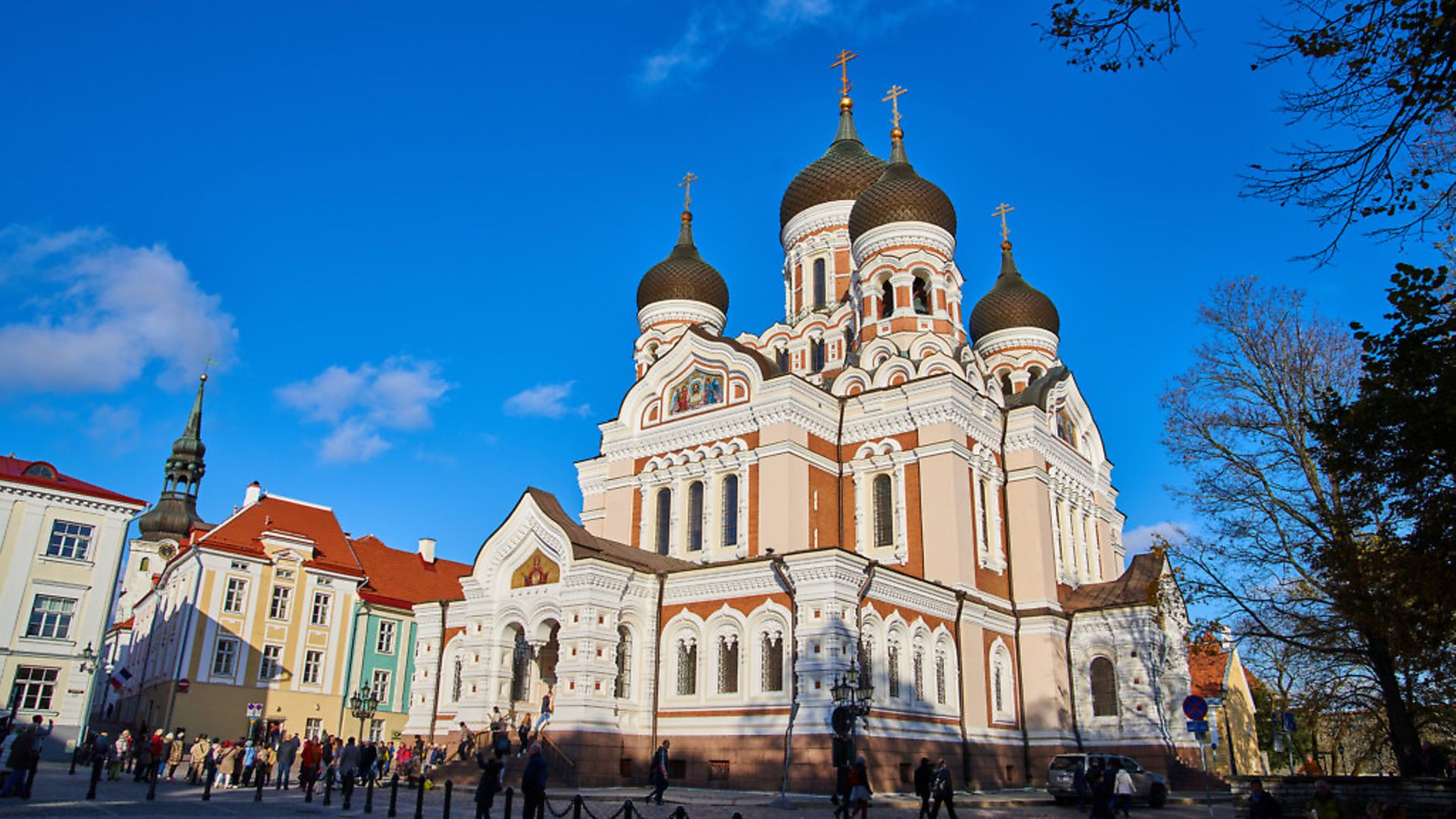 Alexander Newski Cathedral in the old town of Tallinn, Estonia. 'linn' translates at 'town'. Picture: Getty Images - Credit: Getty Images