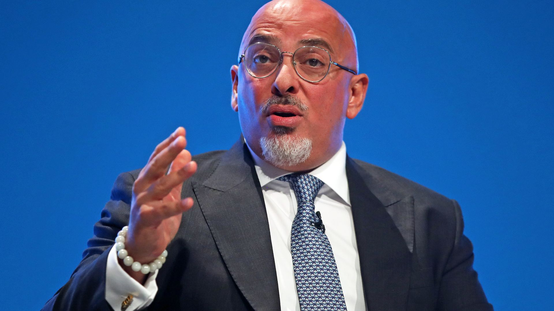 Nadhim Zahawi who has been appointed as a health minister responsible for the deployment of the coronavirus vaccine - Credit: PA