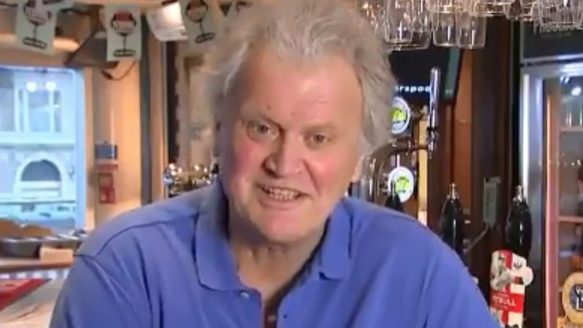 Tim Martin appears on Good Morning Britain - Credit: Archant