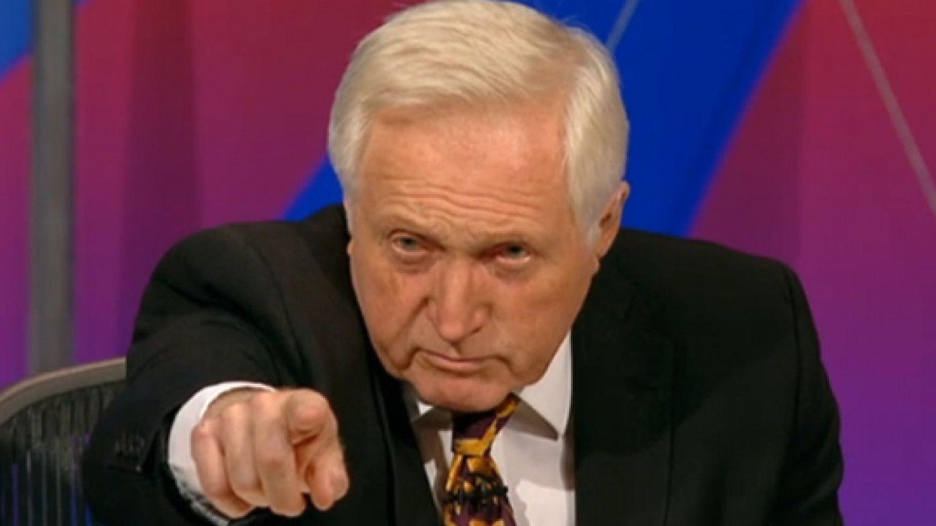 David Dimbleby. Picture: Contributed - Credit: Archant