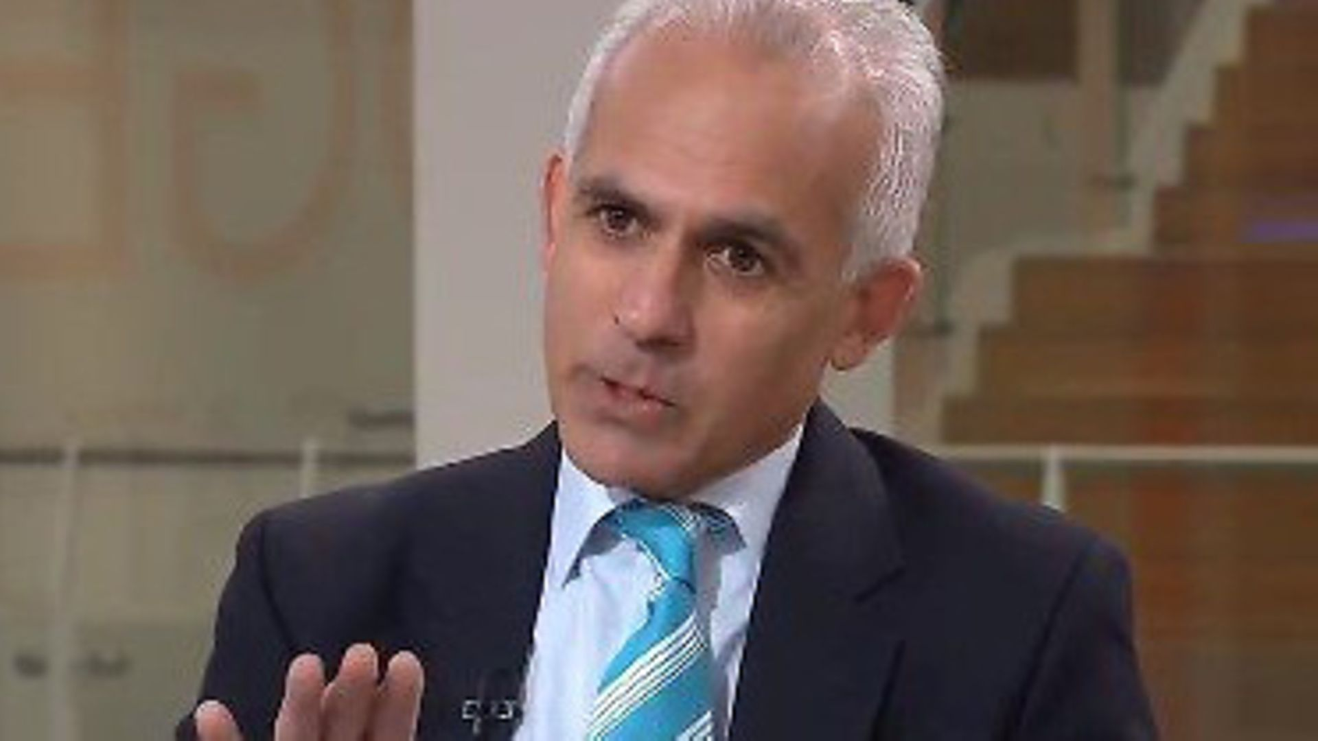 Ben Habib, former Brexit Party MEP, on Sky News - Credit: Sky News