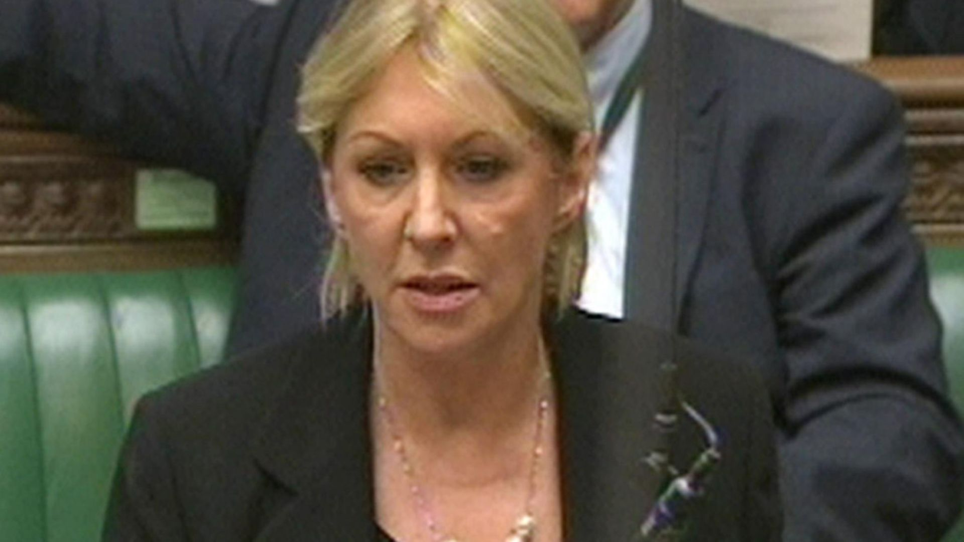 Conservative MP Nadine Dorries in the House of Commons - Credit: PA Archive/PA Images