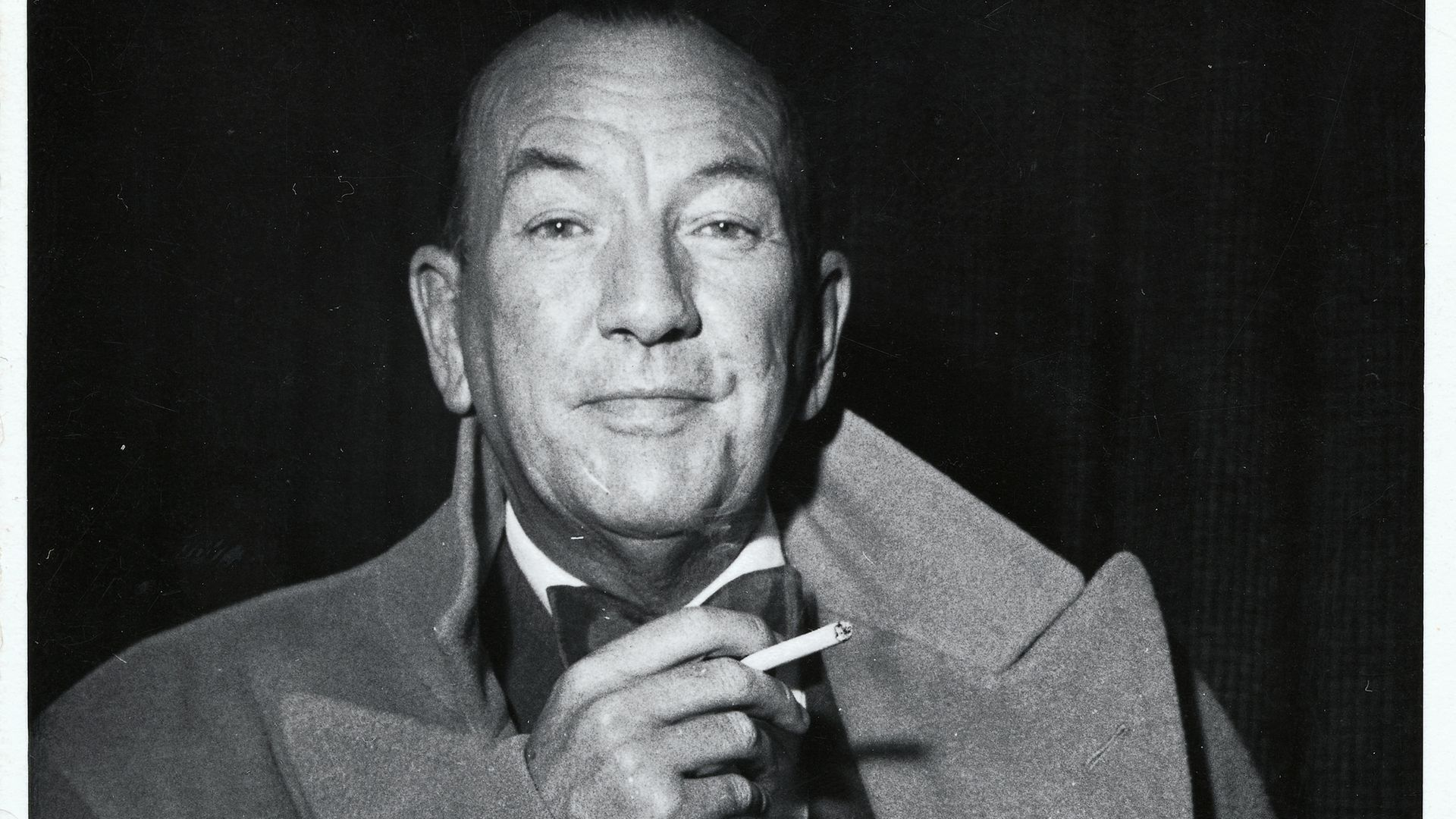 Not the first Noel... Sir Noel Peirce Coward (1899-1973), English actor, playwright and composer. - Credit: Bettmann Archive