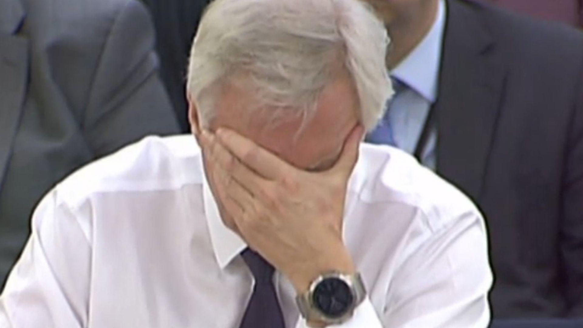 Former Brexit secretary David Davis - Credit: PA Wire/PA Images