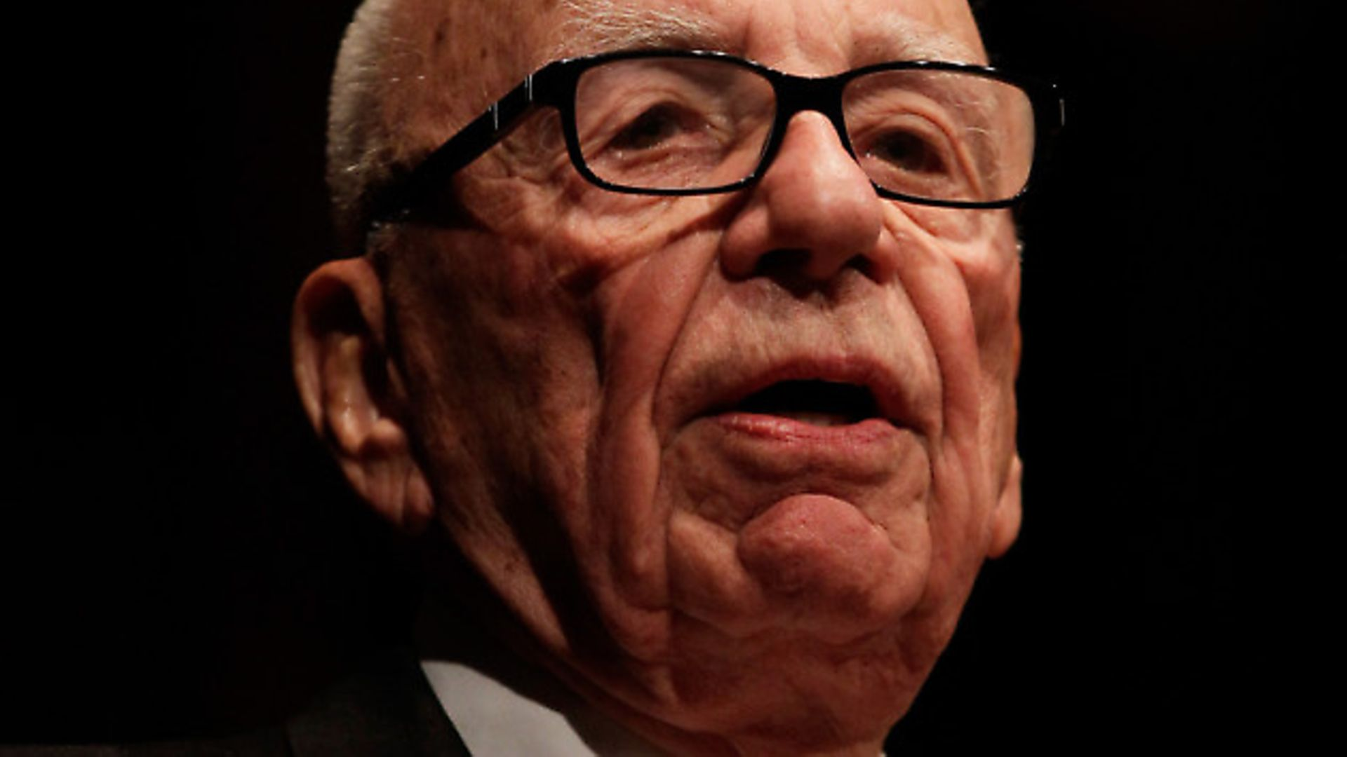 Rupert Murdoch - Credit: Bloomberg via Getty Images