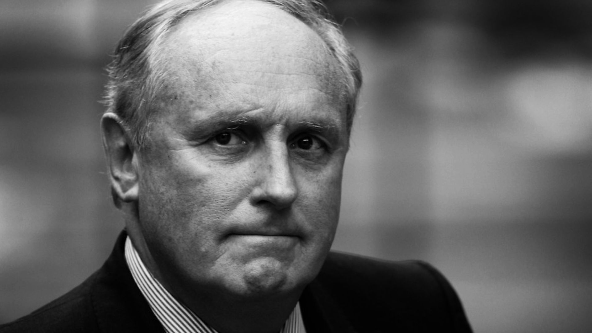 Paul Dacre, former editor of The Daily Mail, arrives to give evidence to the Leveson Inquiry.  (Photo by Peter Macdiarmid/Getty Images) - Credit: Getty Images