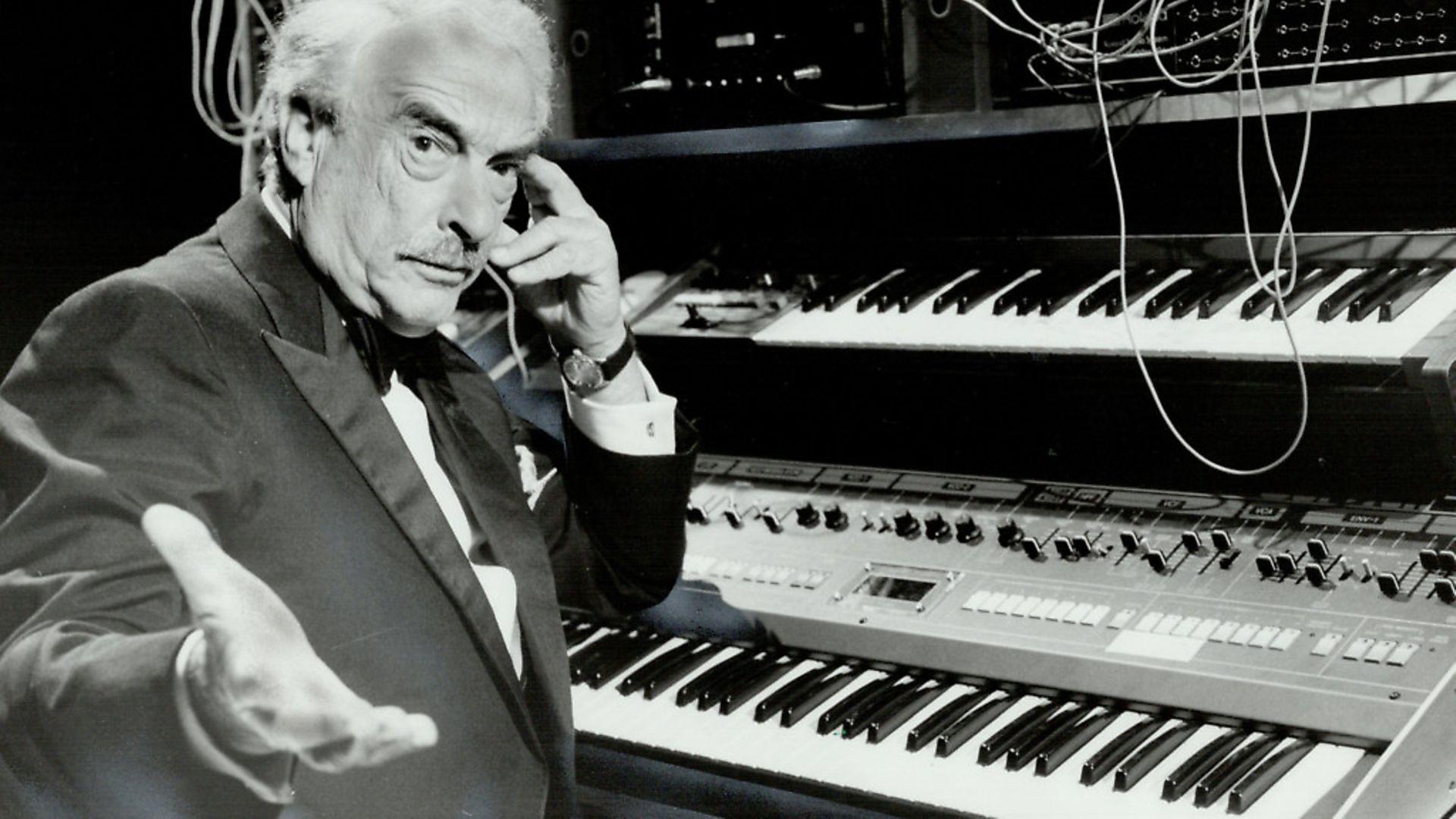 Danish-born pianist Victor Borge. Photo: Boris Spremo/Toronto Star via Getty Images - Credit: Toronto Star via Getty Images