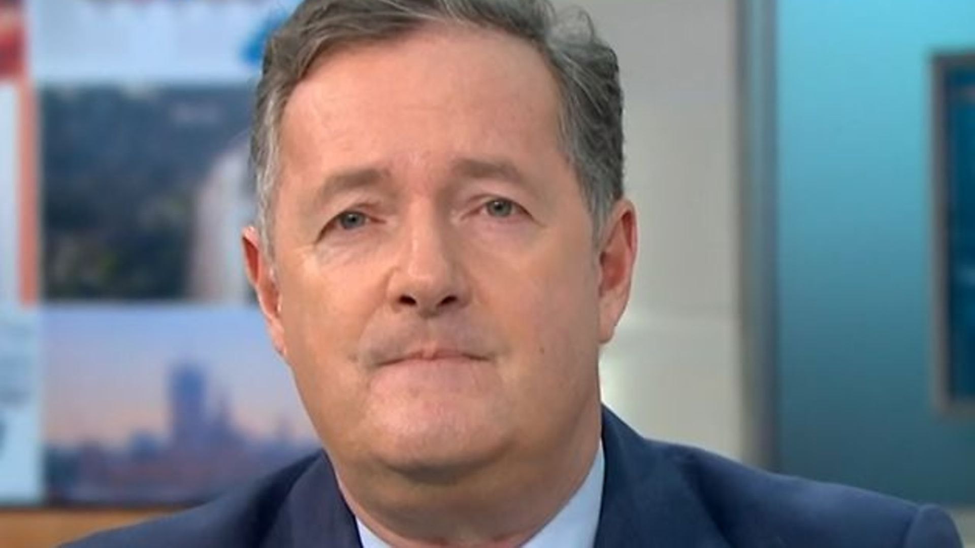 Piers Morgan appears on Good Morning Britain - Credit: ITV