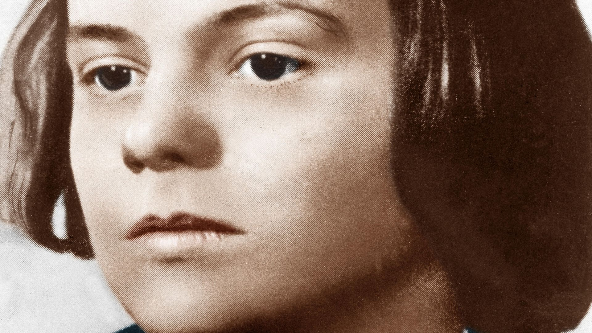 Sophie Scholl, a member of the White Rose resistance group, executed by the Nazis - Credit: ullstein bild via Getty Images