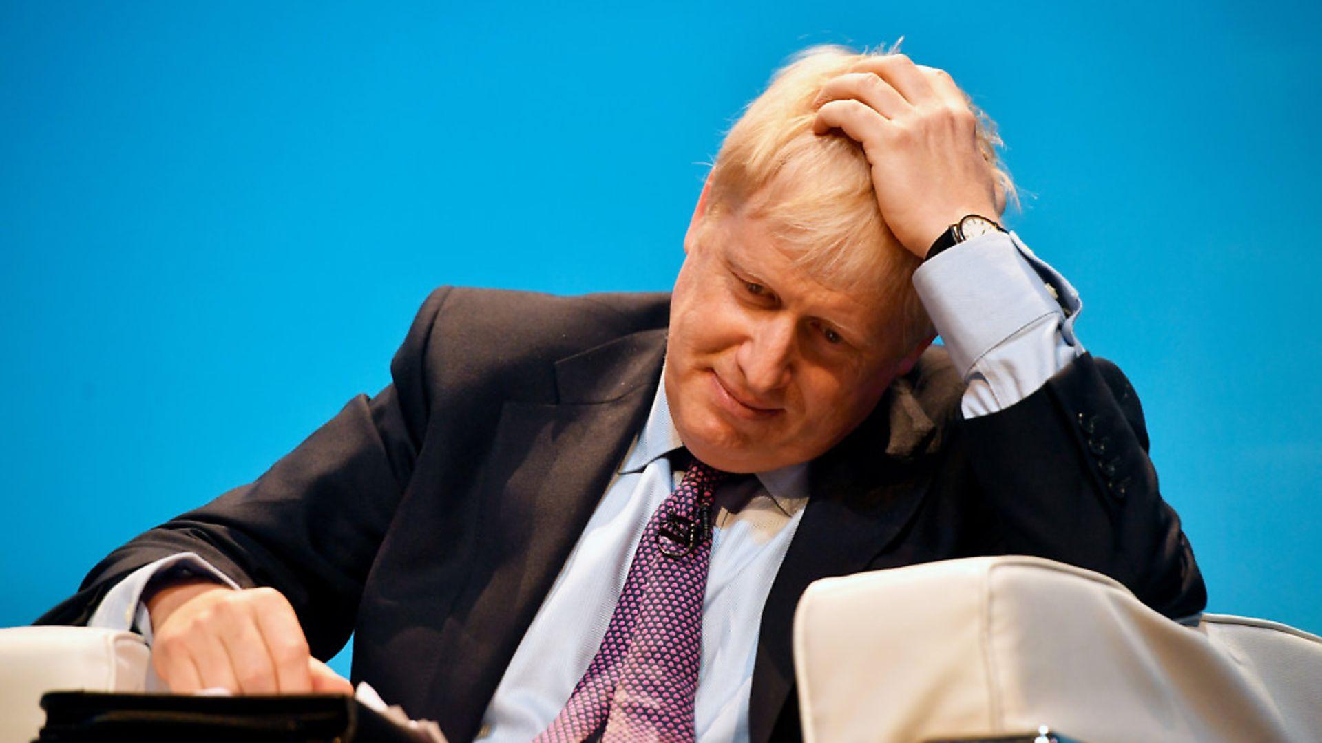 Boris Johnson - Credit: PA