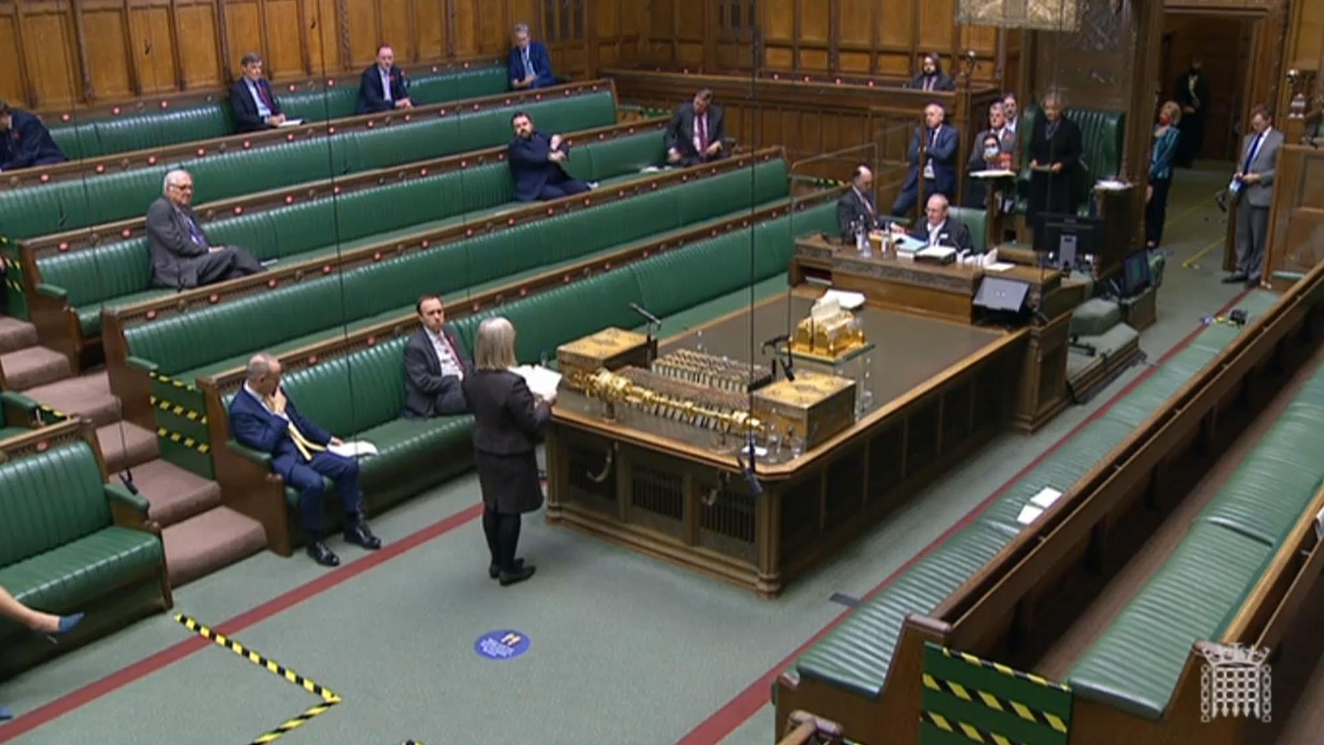 MPs voted overwhelmingly to introduce a third national lockdown in England - Credit: PA