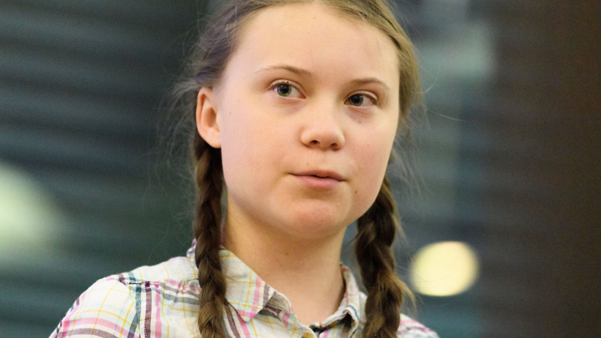 Swedish environmental campaigner Greta Thunberg. (Photo by Leon Neal/Getty Images) - Credit: Getty Images