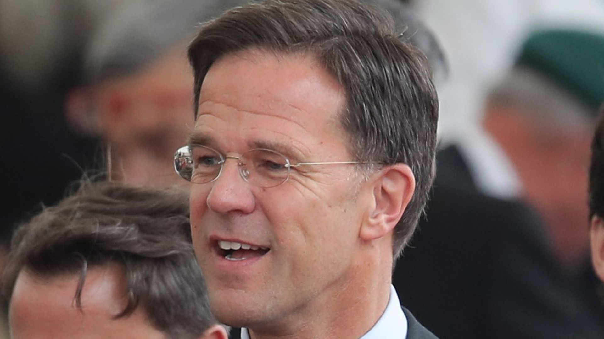 Prime Minister of the Netherlands, Mark Rutte - Credit: PA Wire/PA Images