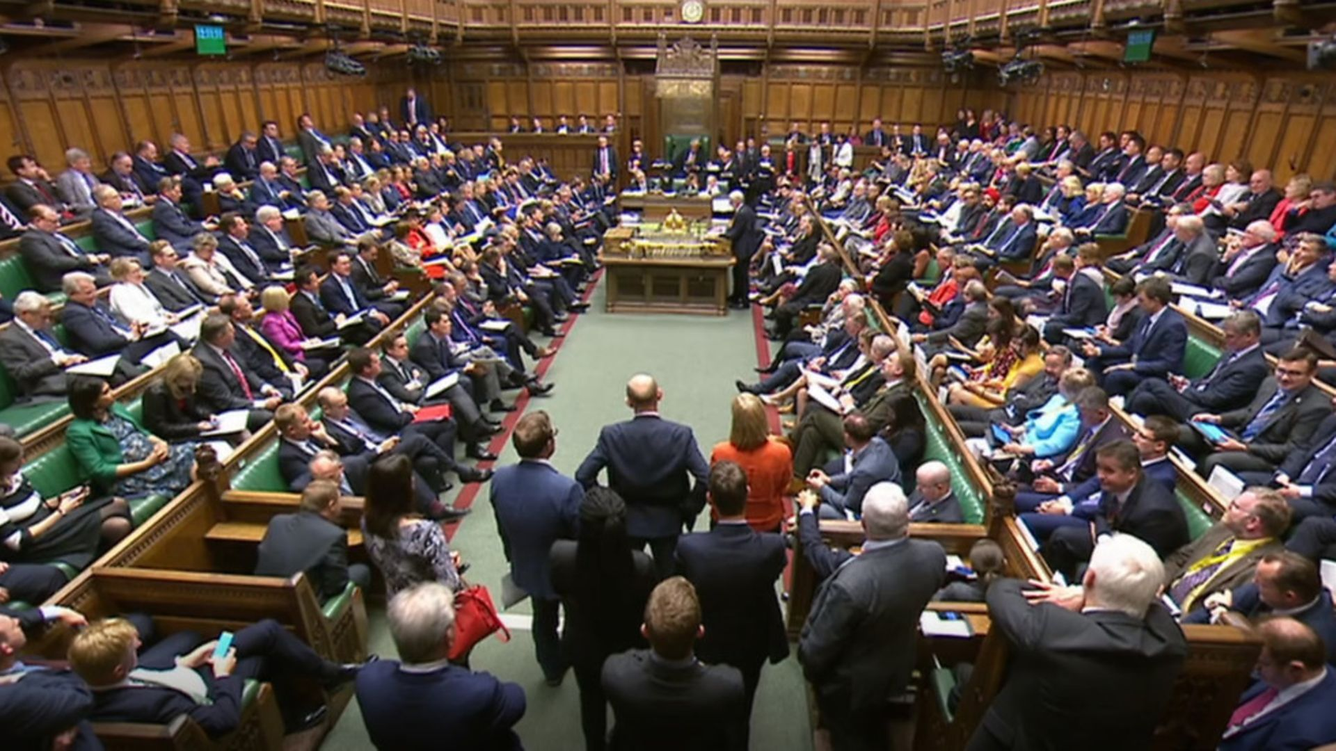MPs in the House of Commons - Credit: PA