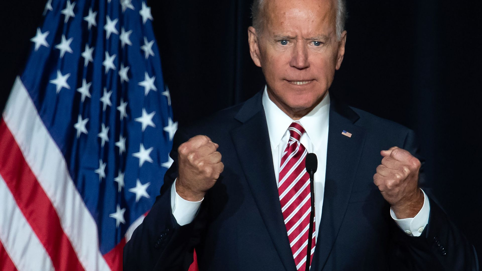 President elect Joe Biden - Credit: AFP via Getty Images