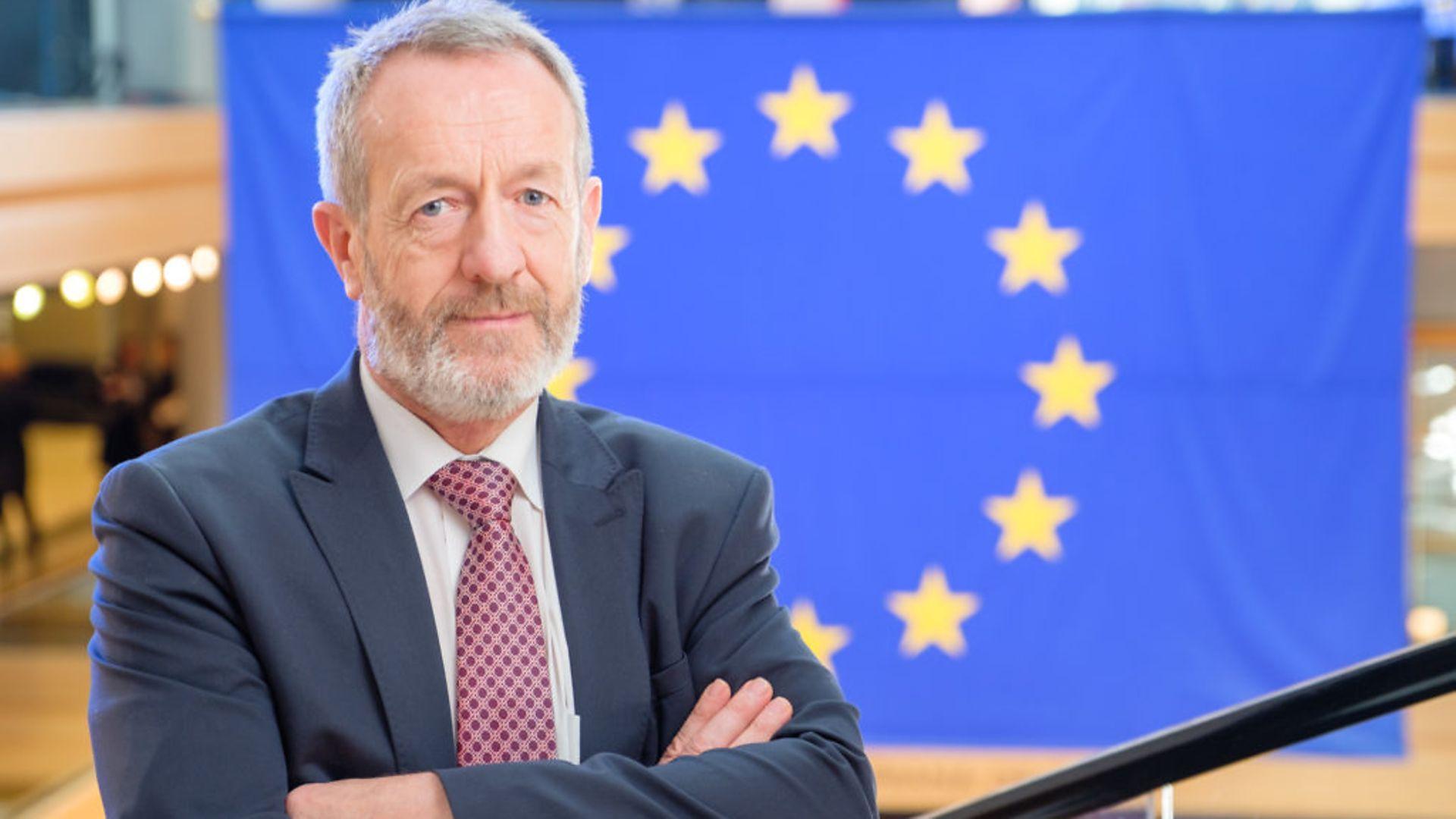 Seán Kelly is an EPP MEP in the European Parliament - Credit: Seán Kelly